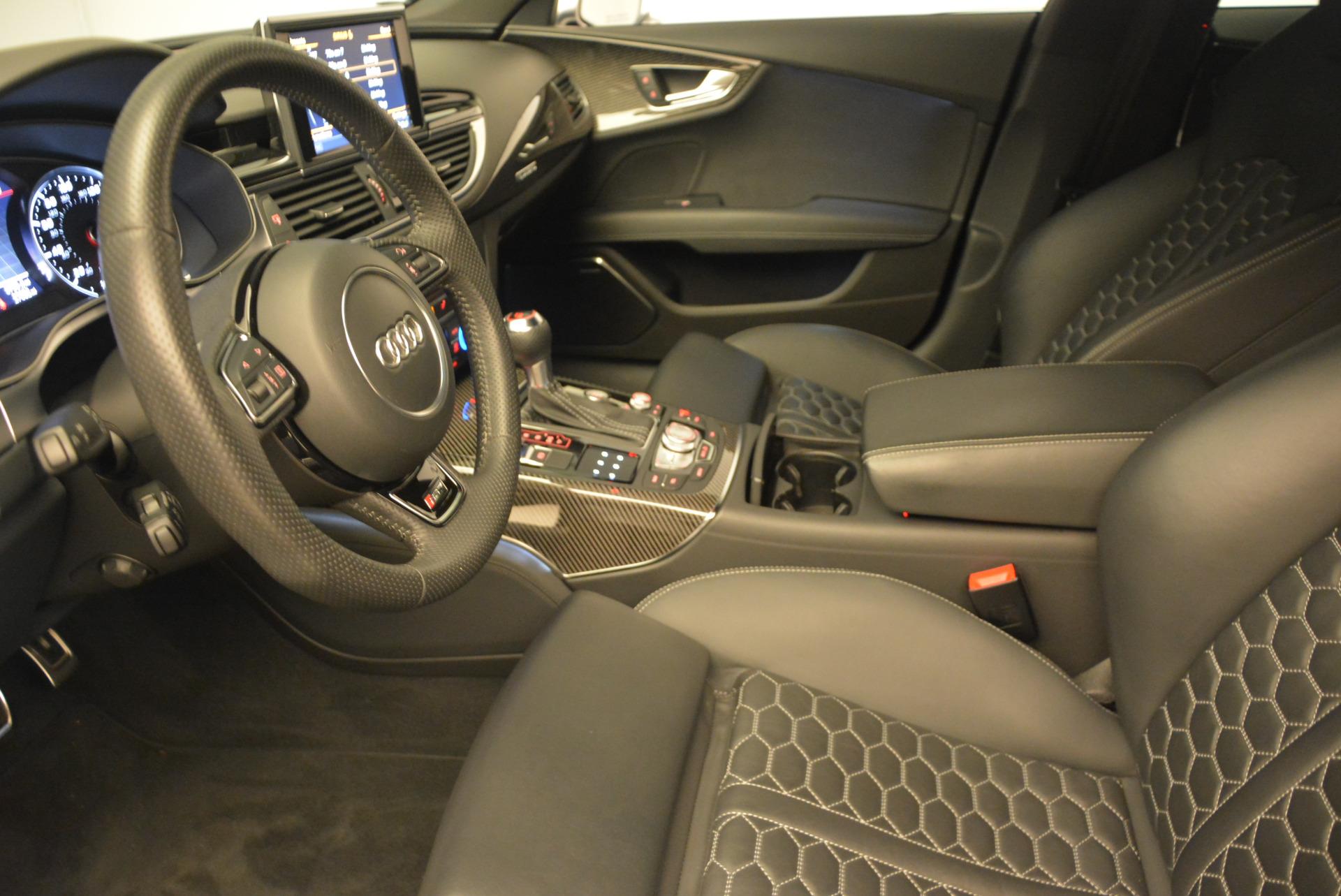 Used 2014 Audi RS 7 4.0T quattro Prestige For Sale In Westport, CT 707_p15