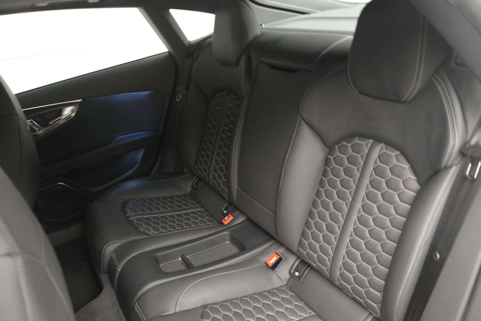 Used 2014 Audi RS 7 4.0T quattro Prestige For Sale In Westport, CT 707_p22