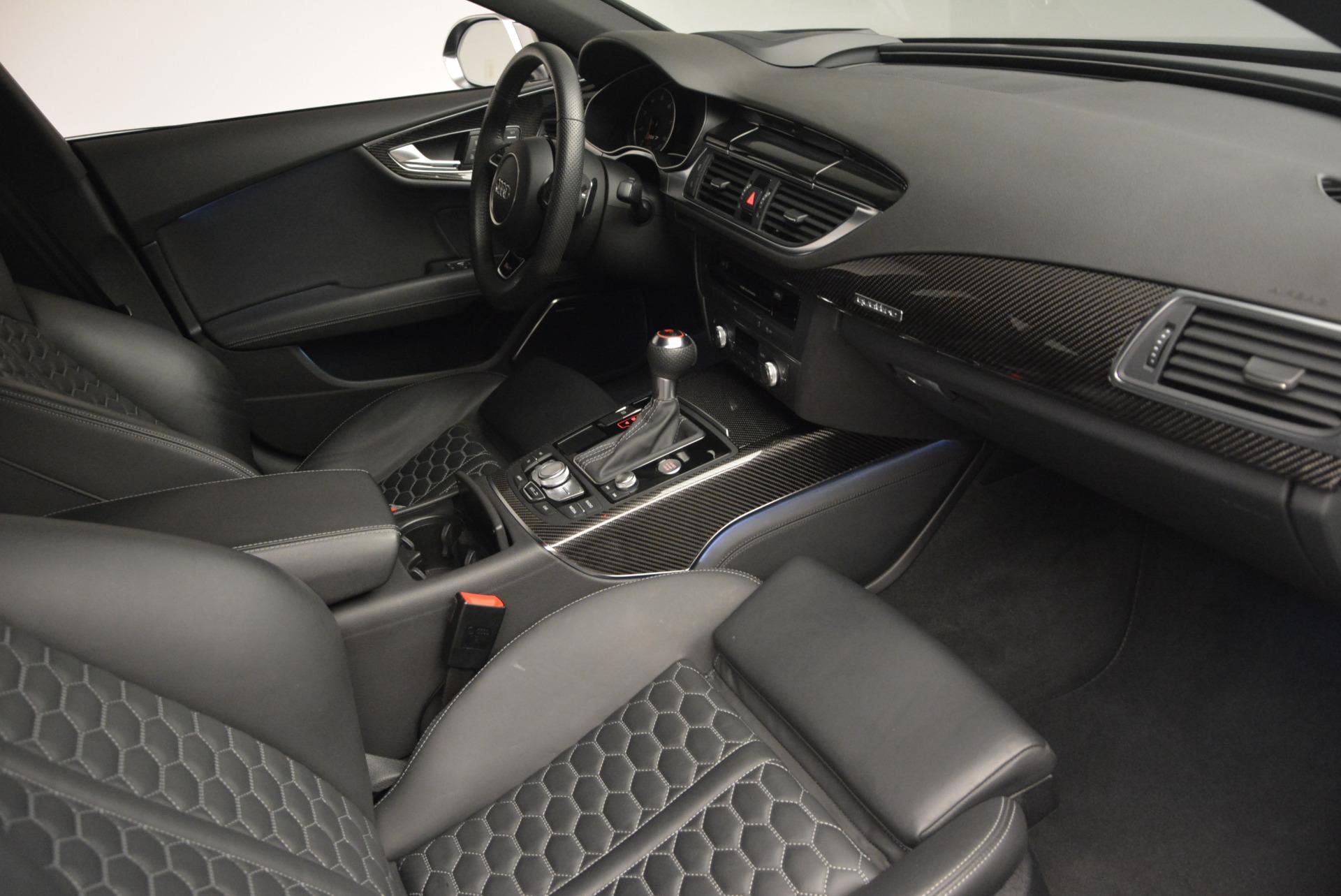 Used 2014 Audi RS 7 4.0T quattro Prestige For Sale In Westport, CT 707_p23