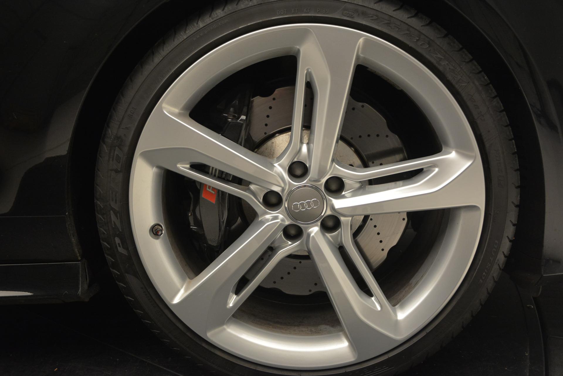 Used 2014 Audi RS 7 4.0T quattro Prestige For Sale In Westport, CT 707_p27