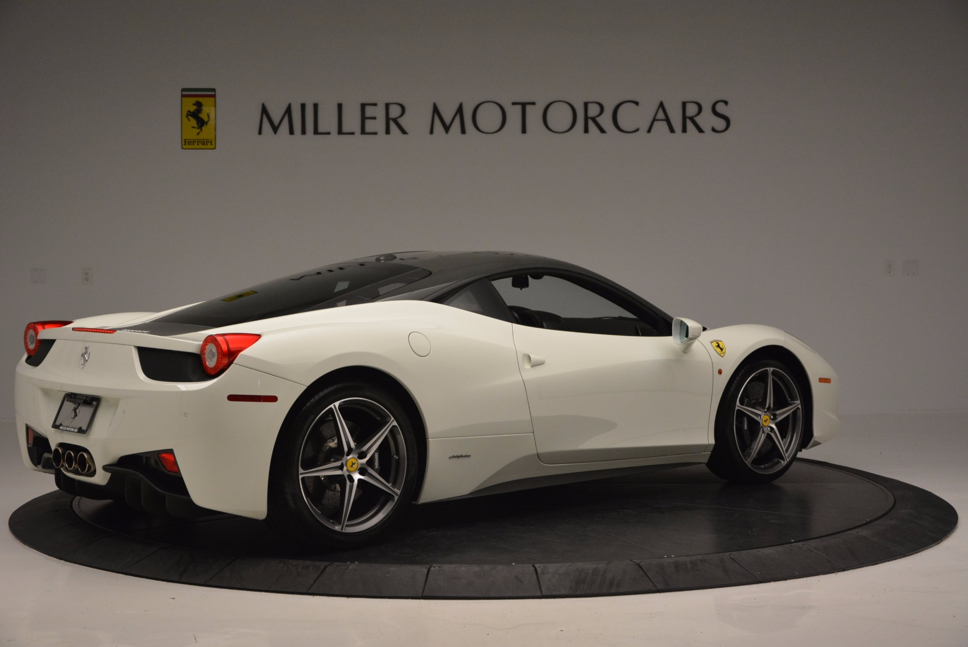 Used 2012 Ferrari 458 Italia  For Sale In Westport, CT 709_p8