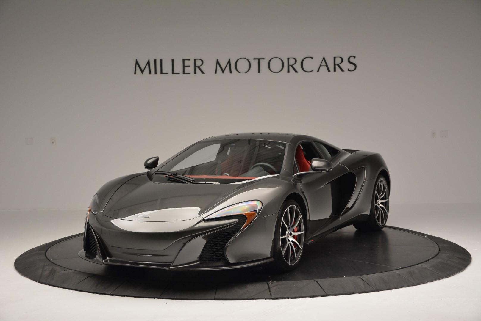 Used 2015 McLaren 650S  For Sale In Westport, CT 71_main