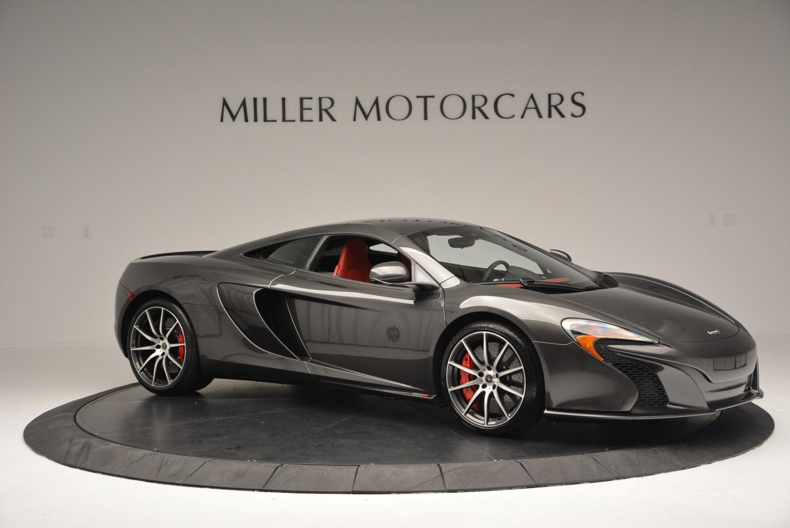 Used 2015 McLaren 650S  For Sale In Westport, CT 71_p10