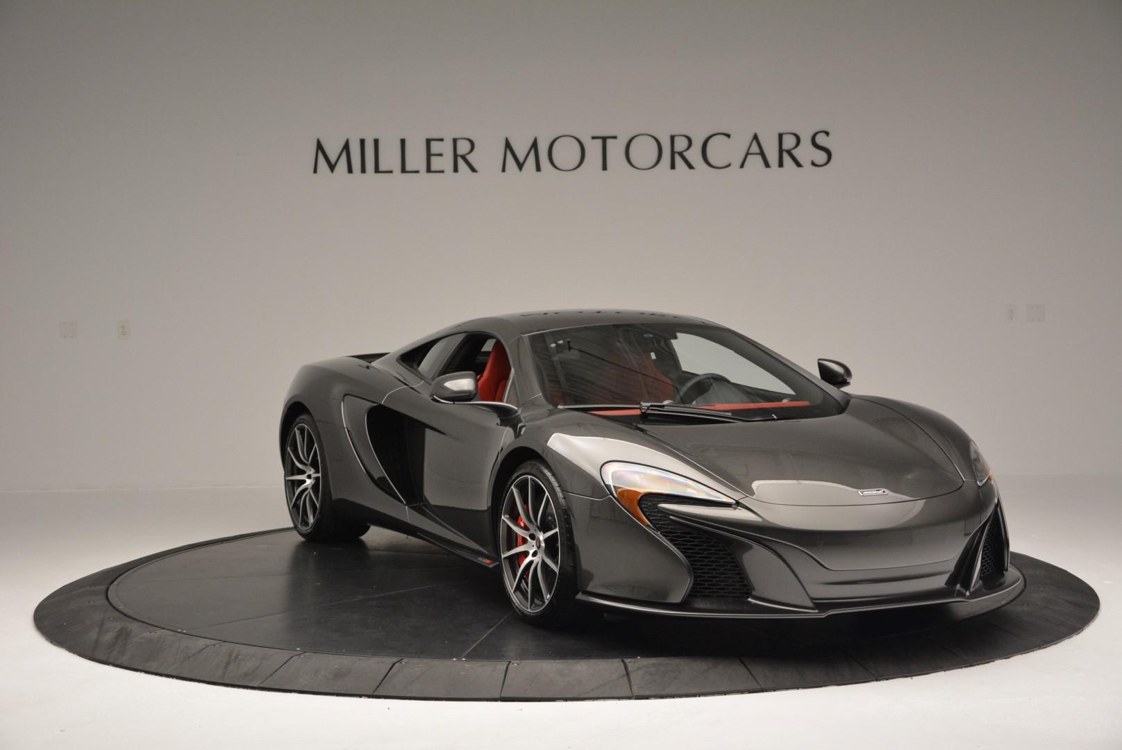 Used 2015 McLaren 650S  For Sale In Westport, CT 71_p11