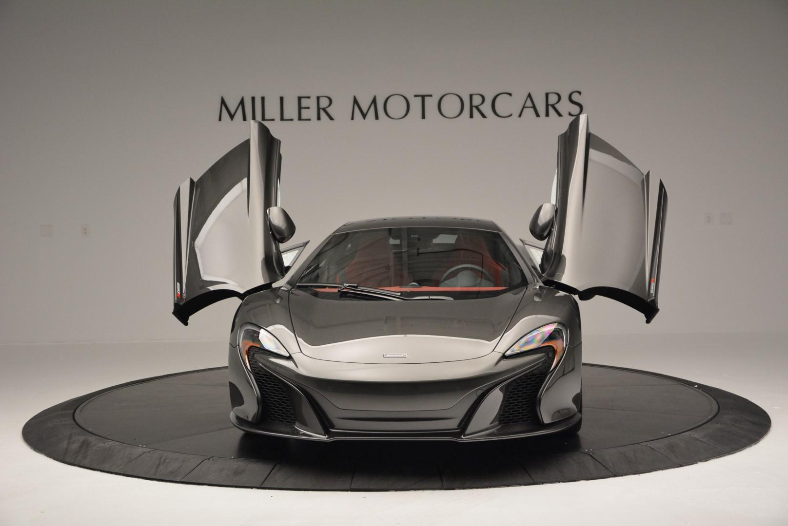 Used 2015 McLaren 650S  For Sale In Westport, CT 71_p13