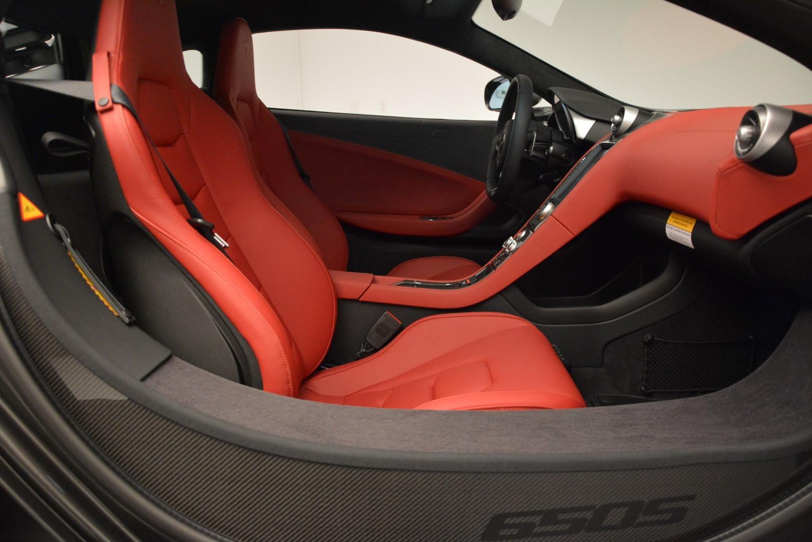 Used 2015 McLaren 650S  For Sale In Westport, CT 71_p18