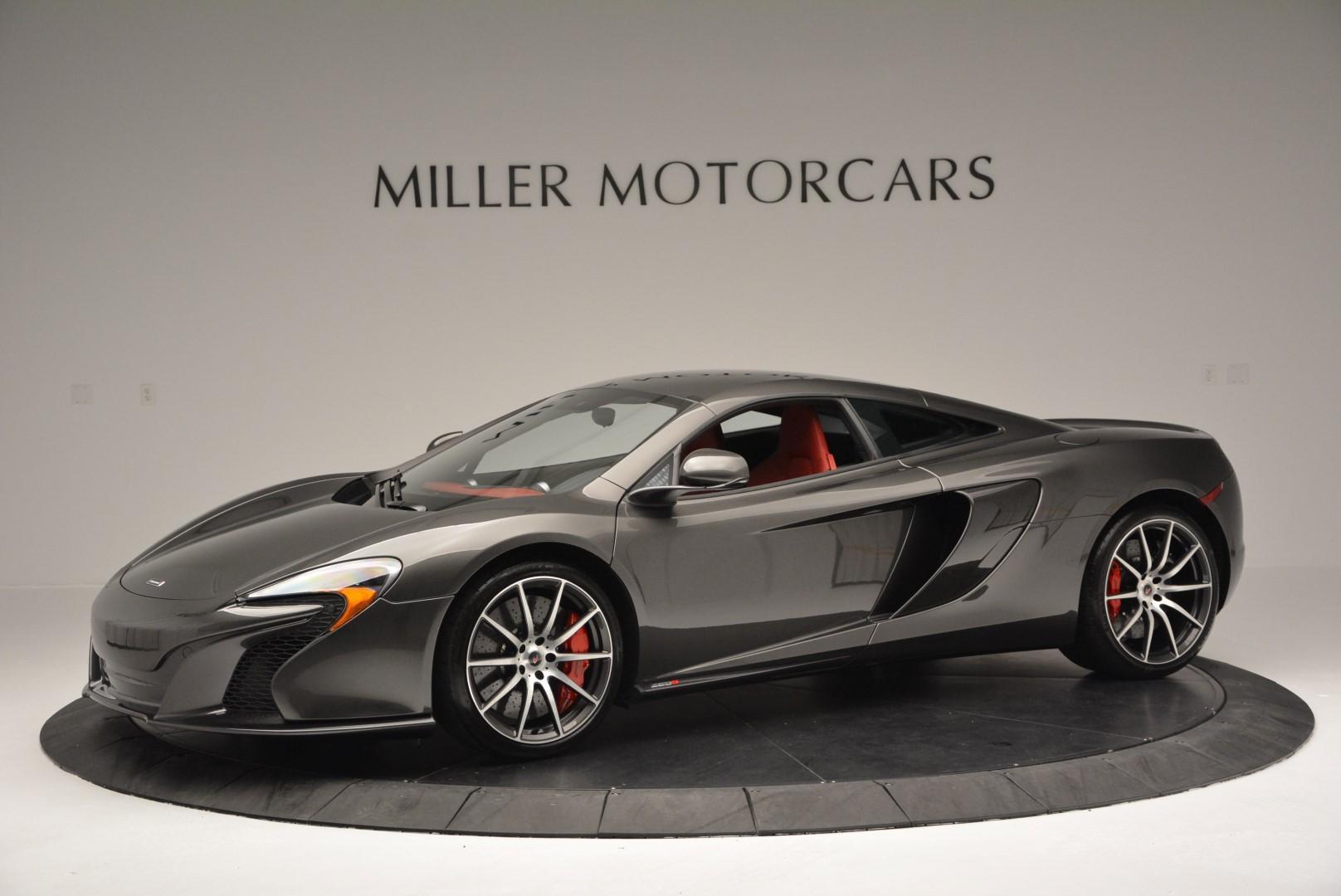 Used 2015 McLaren 650S  For Sale In Westport, CT 71_p2