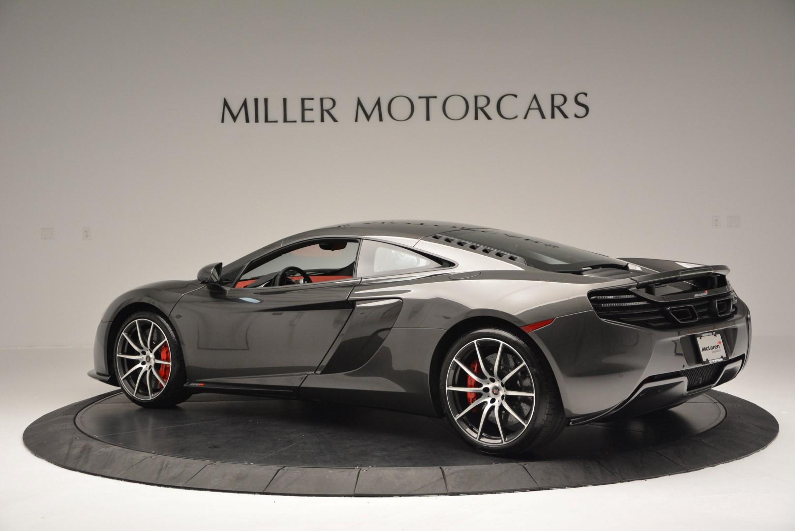 Used 2015 McLaren 650S  For Sale In Westport, CT 71_p4