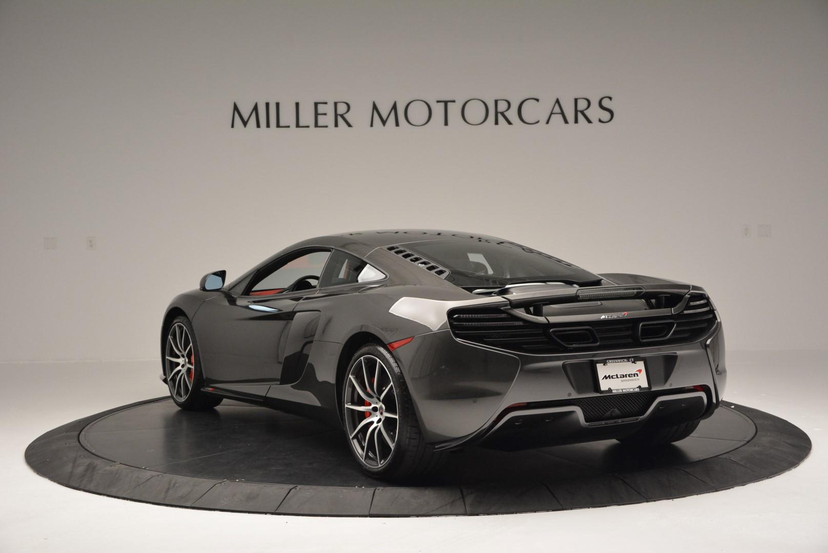 Used 2015 McLaren 650S  For Sale In Westport, CT 71_p5