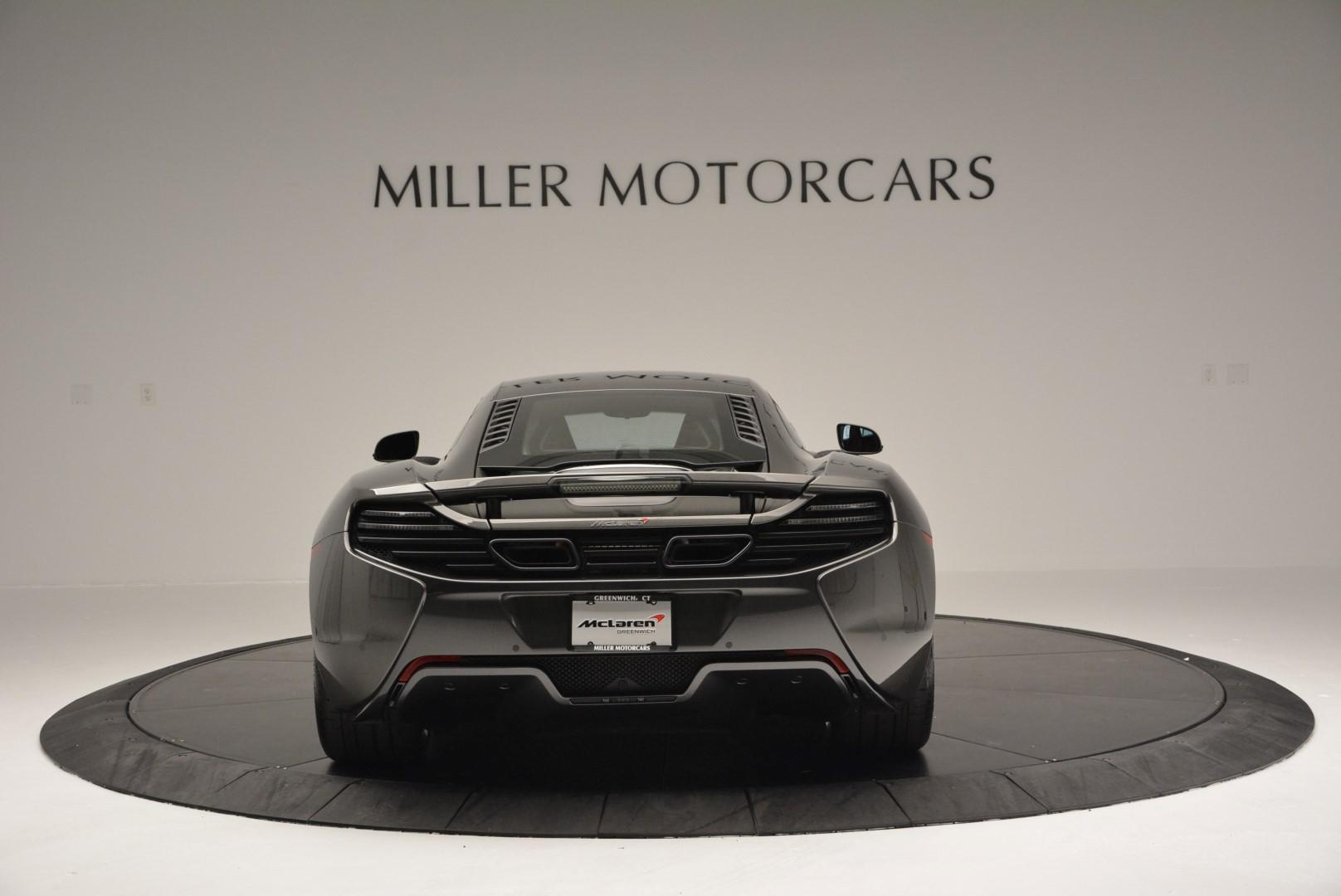 Used 2015 McLaren 650S  For Sale In Westport, CT 71_p6