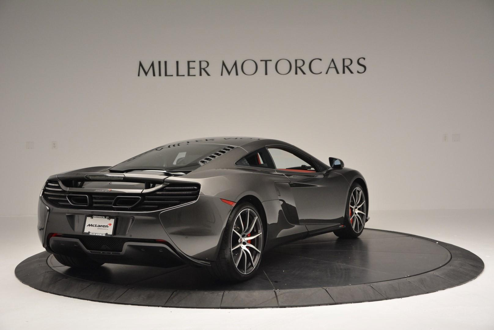 Used 2015 McLaren 650S  For Sale In Westport, CT 71_p7
