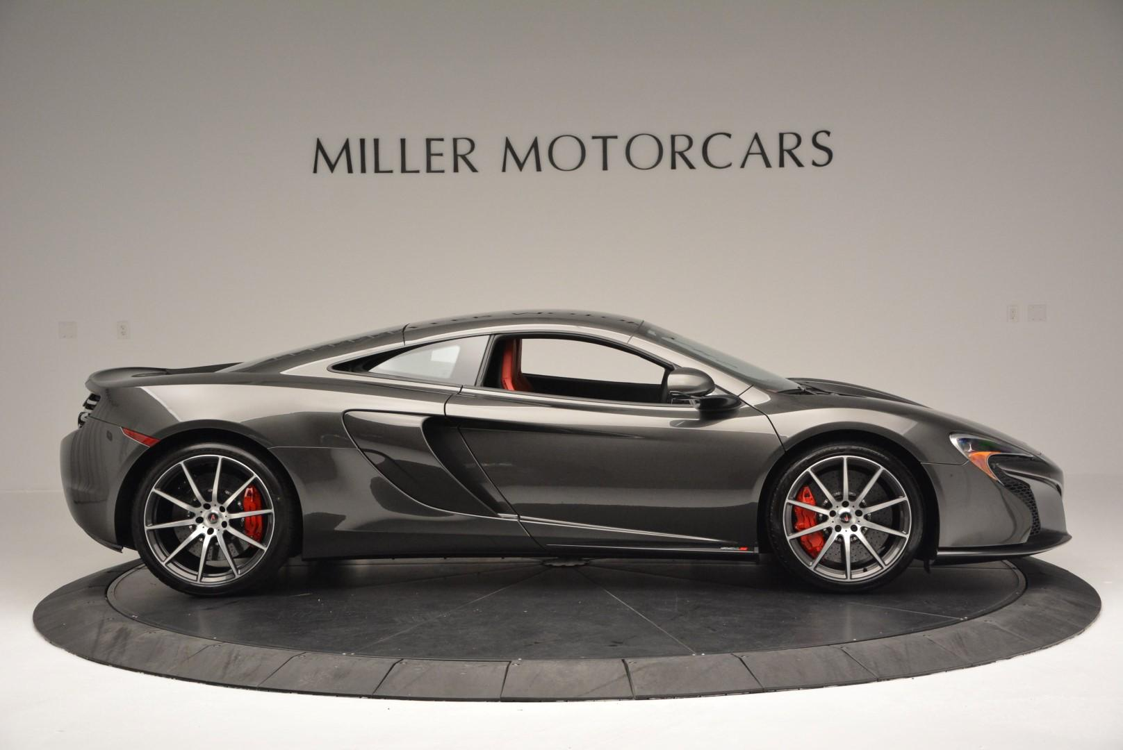 Used 2015 McLaren 650S  For Sale In Westport, CT 71_p9