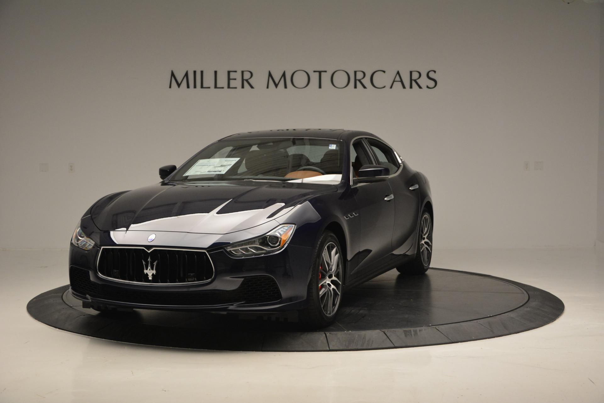 New 2017 Maserati Ghibli S Q4 For Sale In Westport, CT 711_main