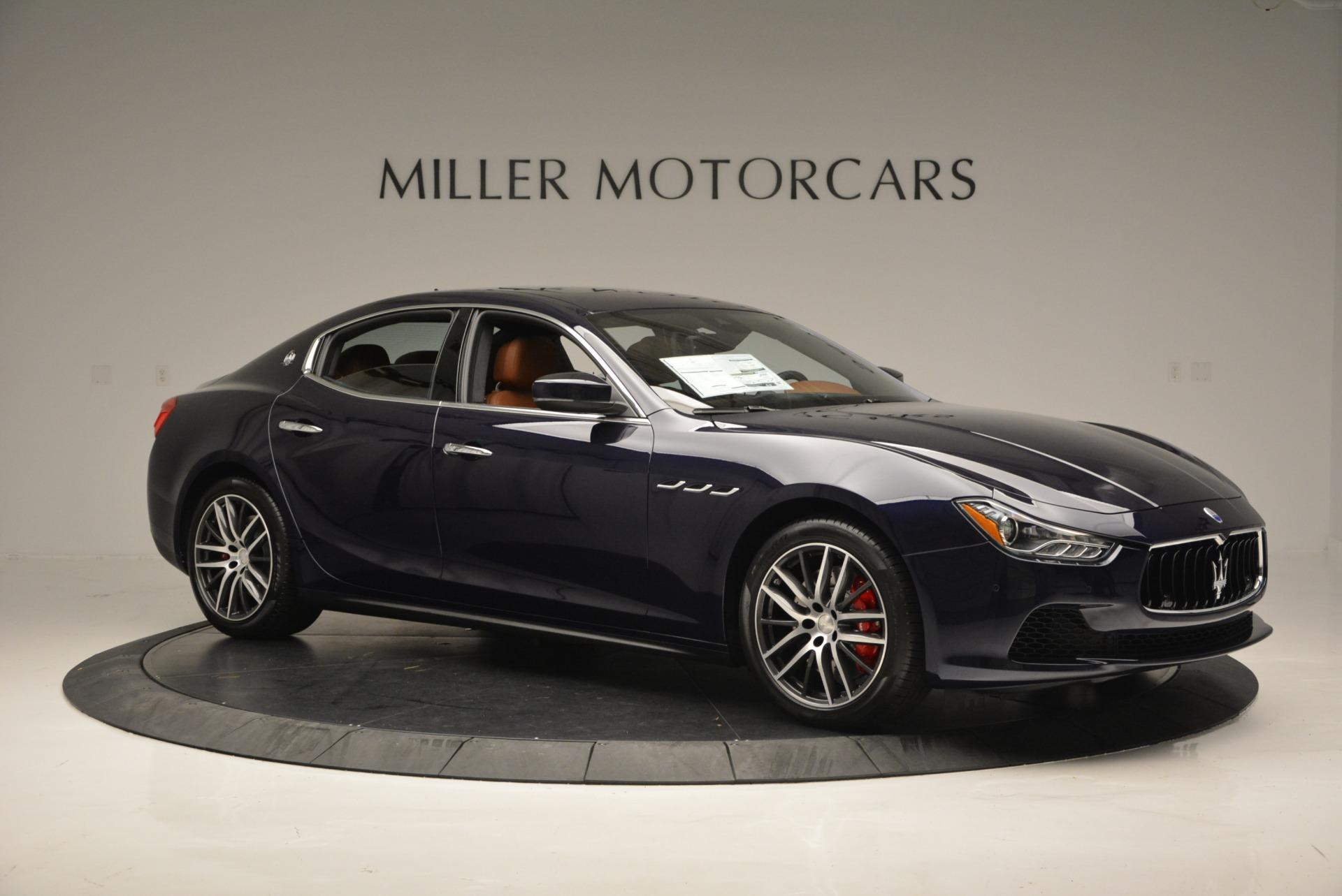 New 2017 Maserati Ghibli S Q4 For Sale In Westport, CT 711_p10
