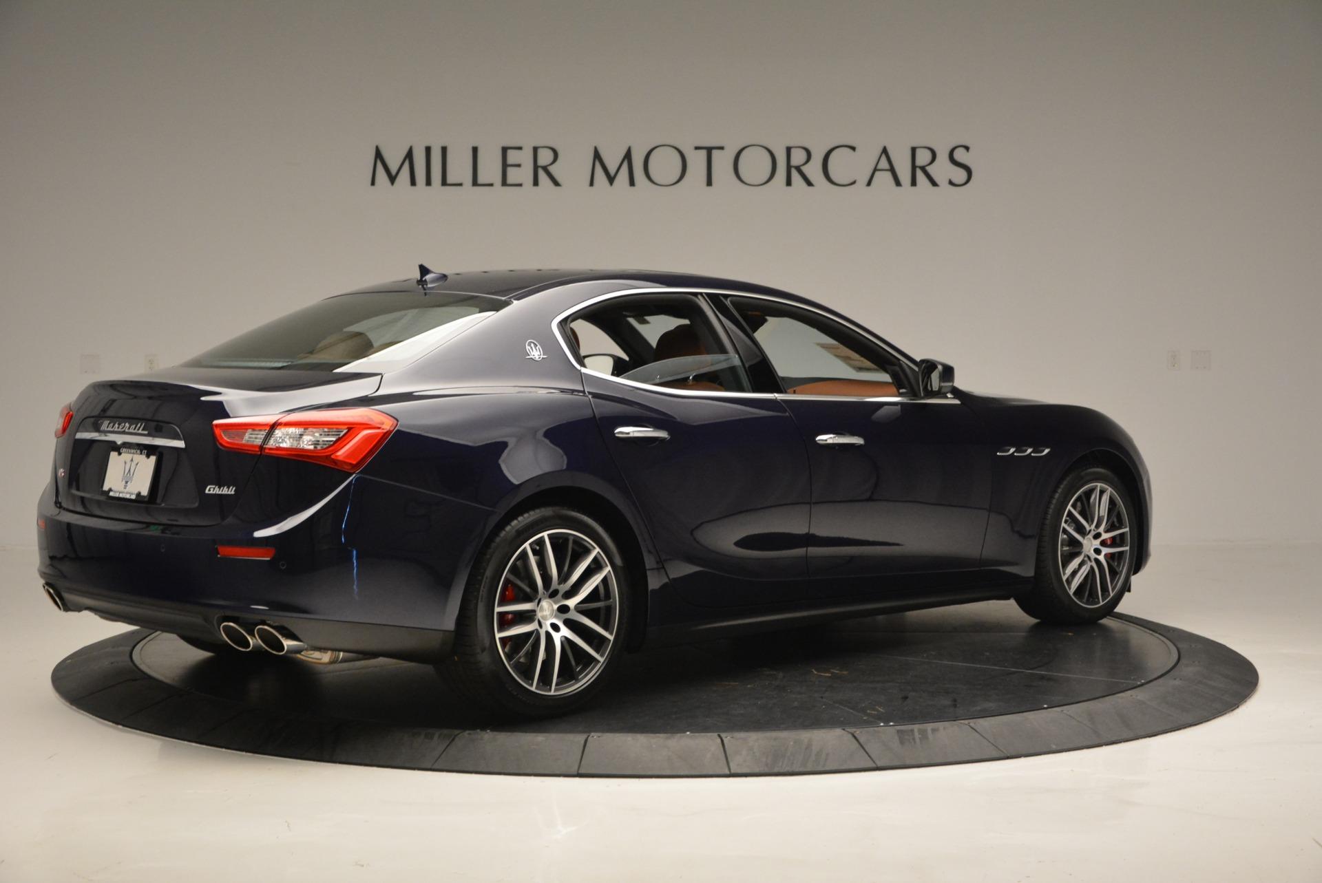 New 2017 Maserati Ghibli S Q4 For Sale In Westport, CT 711_p8