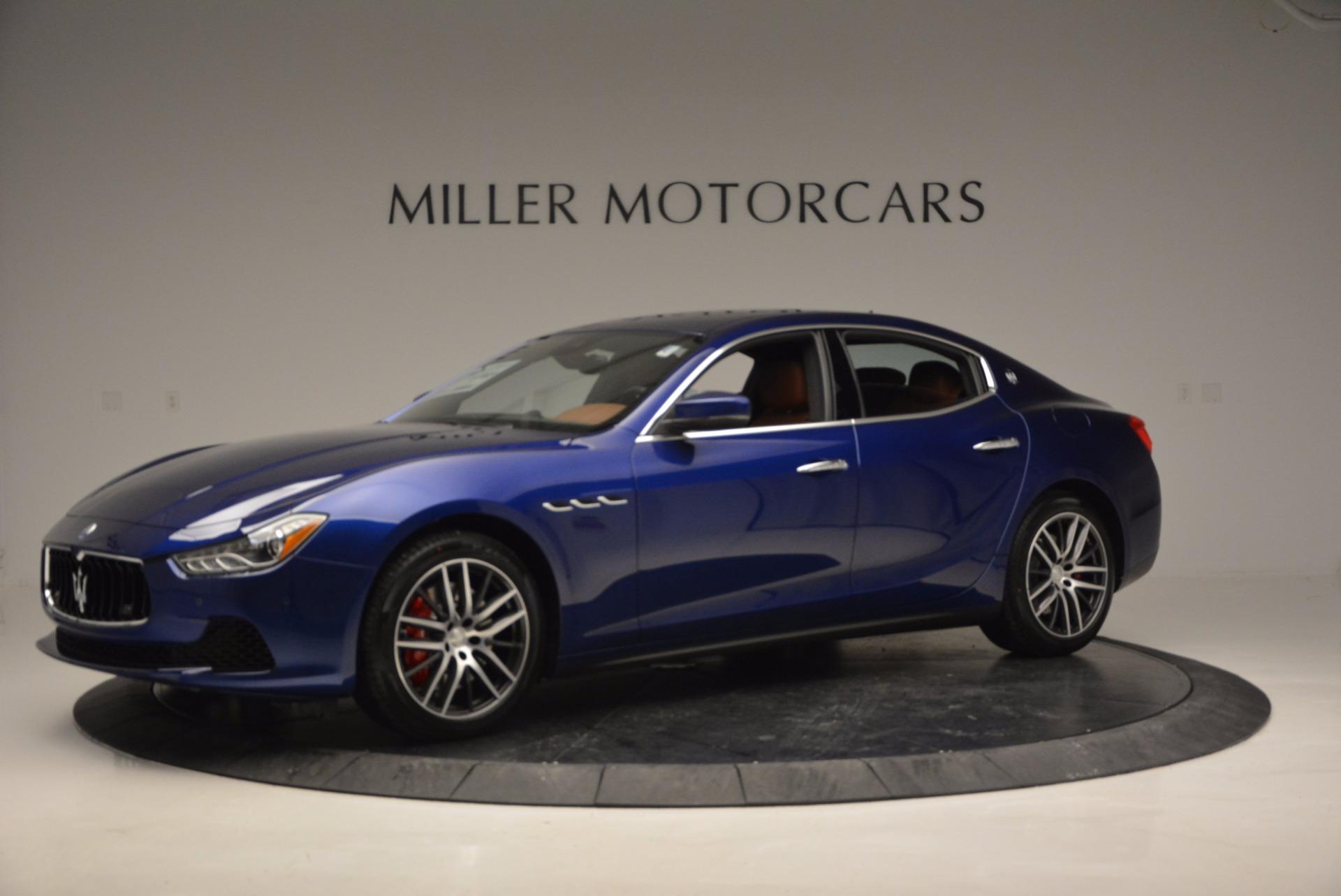 New 2017 Maserati Ghibli S Q4 For Sale In Westport, CT 712_p2