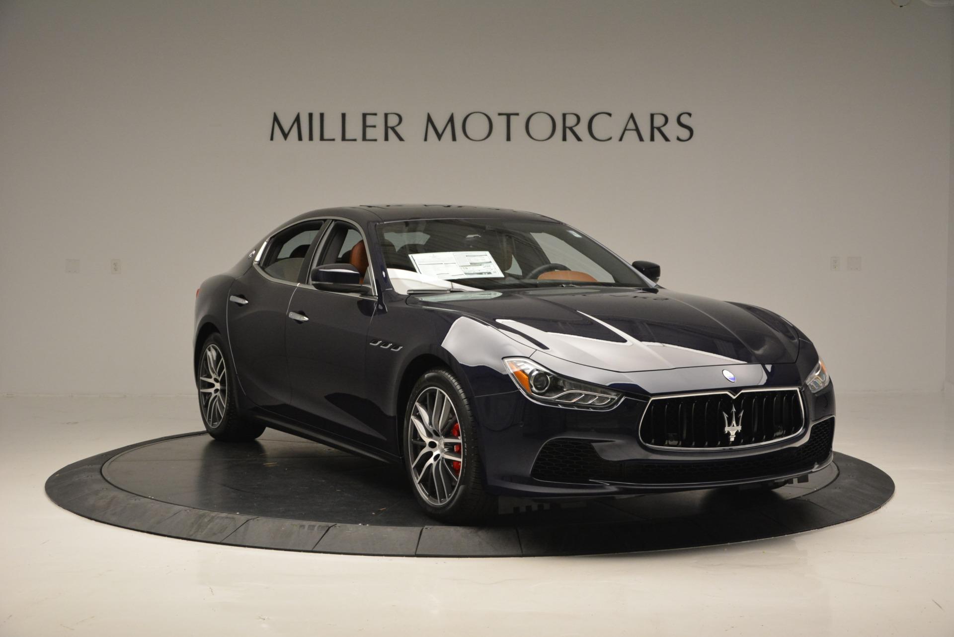 New 2017 Maserati Ghibli S Q4 For Sale In Westport, CT 713_p11