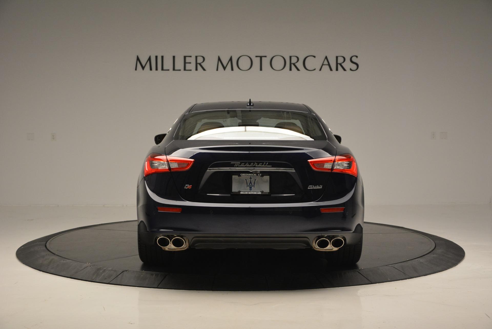 New 2017 Maserati Ghibli S Q4 For Sale In Westport, CT 714_p6