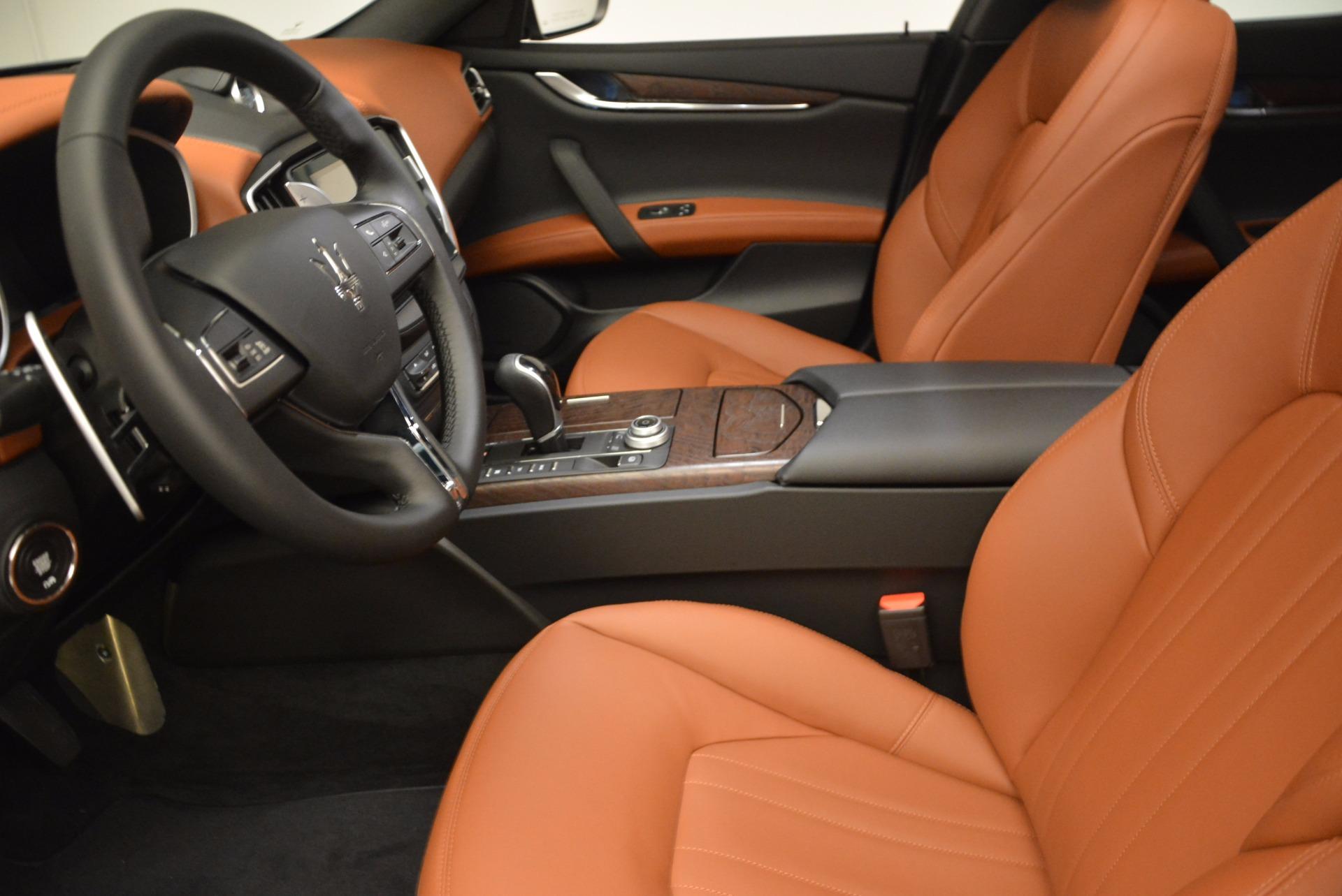 New 2017 Maserati Ghibli S Q4 For Sale In Westport, CT 715_p15
