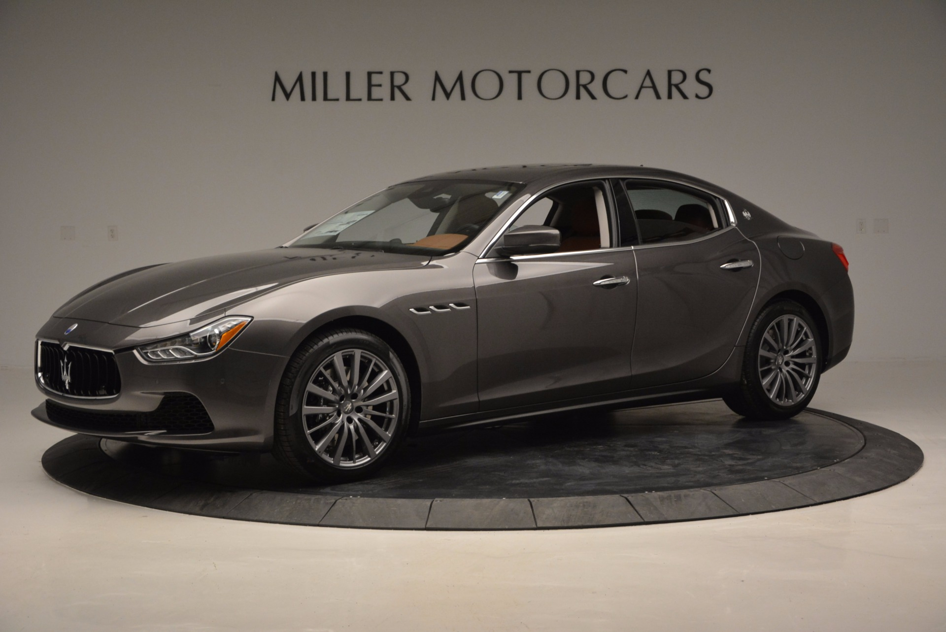 New 2017 Maserati Ghibli S Q4 For Sale In Westport, CT 715_p2