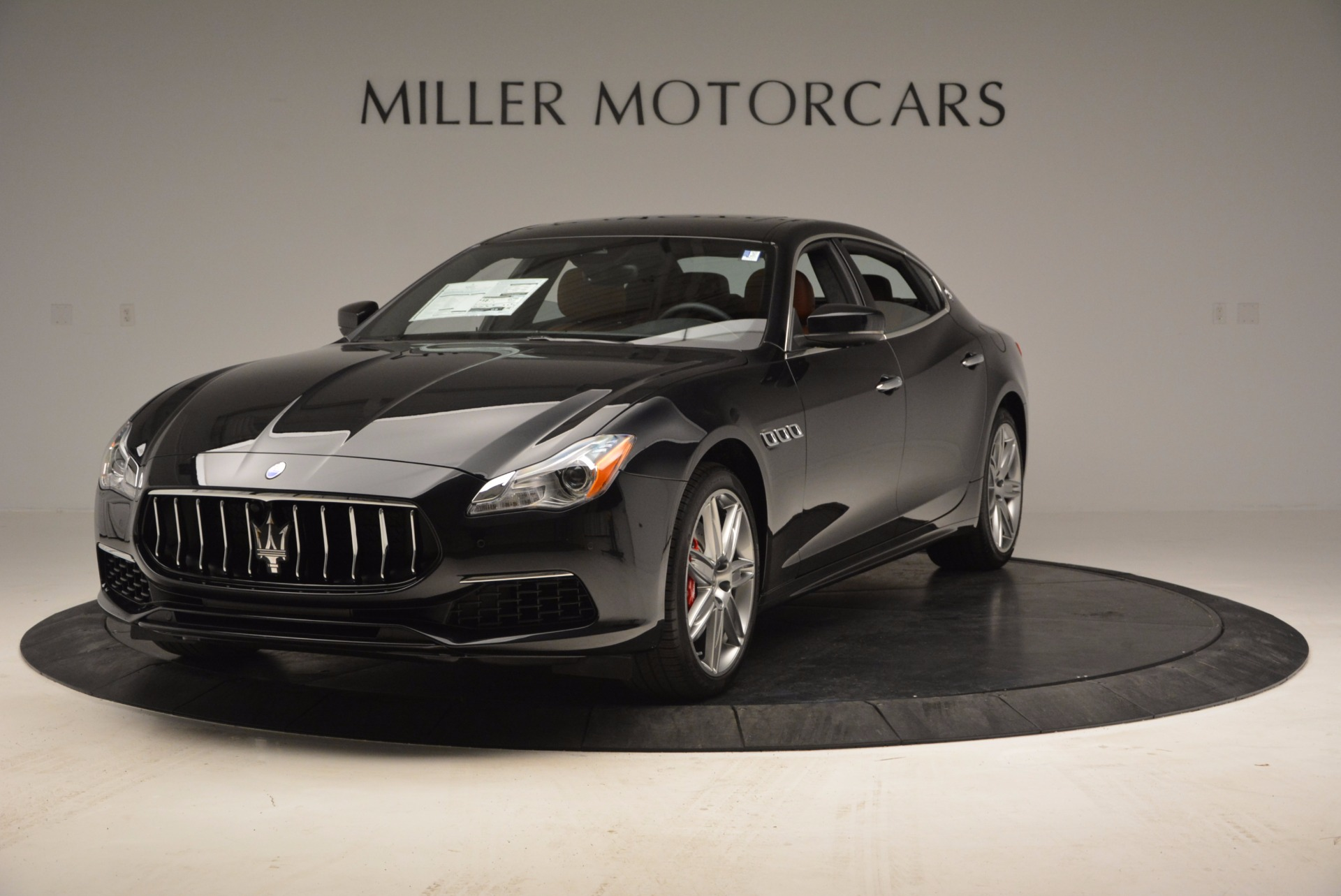 New 2017 Maserati Quattroporte S Q4 GranLusso For Sale In Westport, CT 716_main