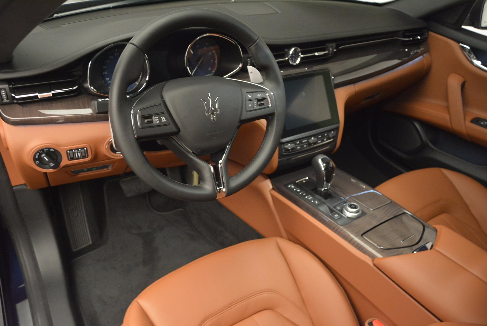 New 2017 Maserati Quattroporte S Q4 GranLusso For Sale In Westport, CT 716_p15