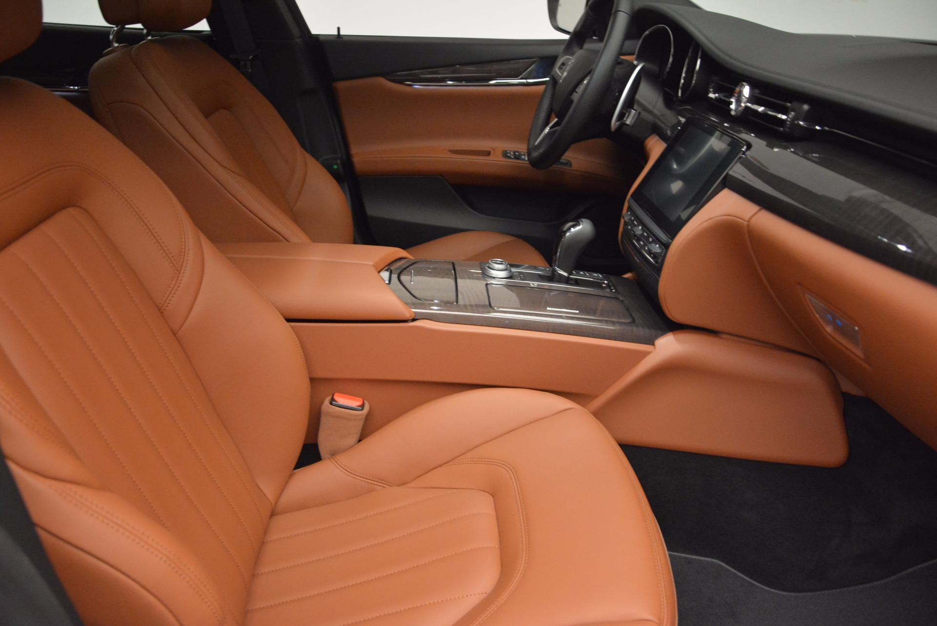 New 2017 Maserati Quattroporte S Q4 GranLusso For Sale In Westport, CT 716_p20