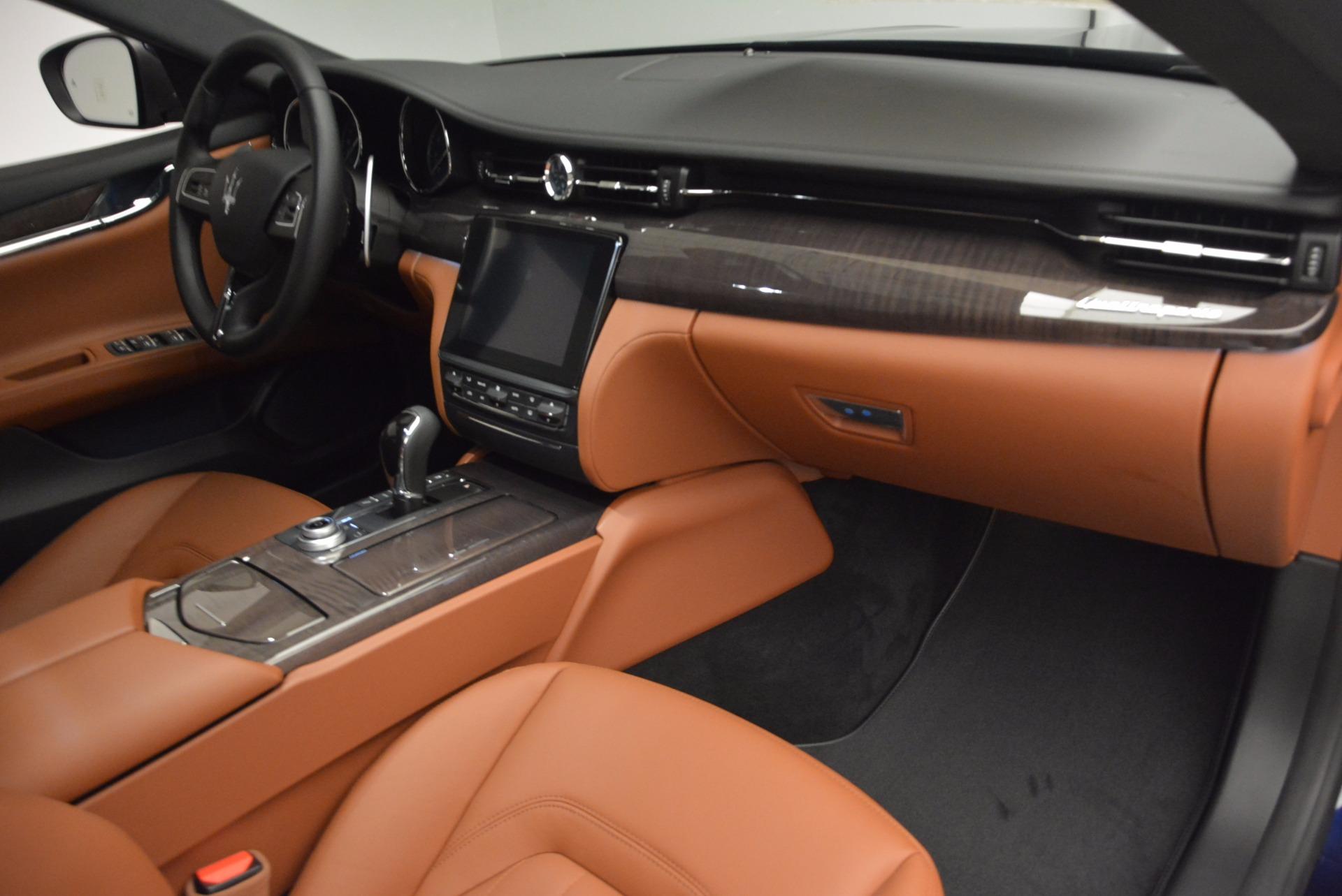 New 2017 Maserati Quattroporte S Q4 GranLusso For Sale In Westport, CT 716_p21