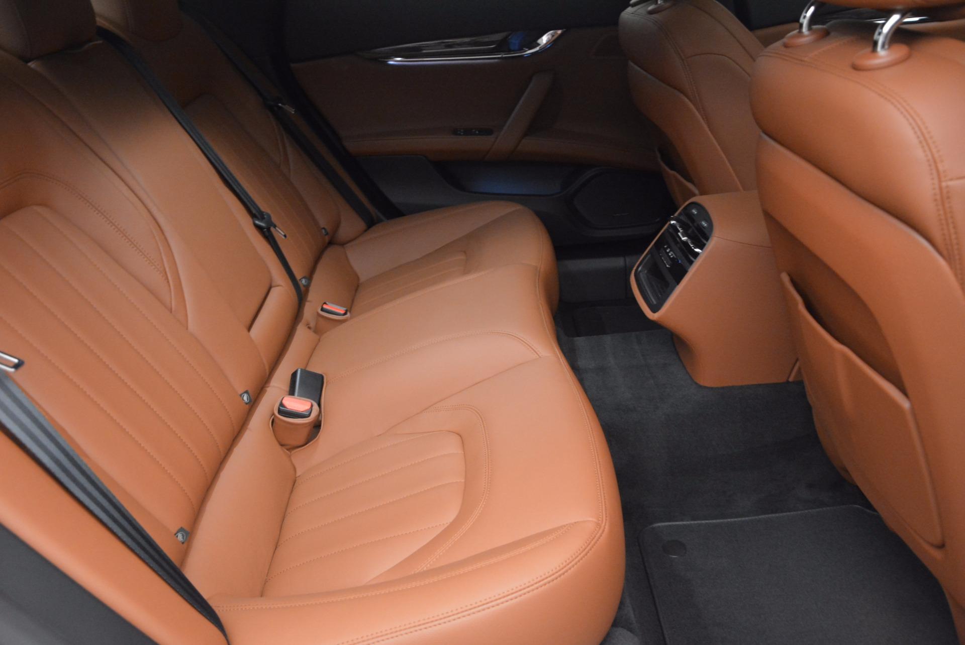 New 2017 Maserati Quattroporte S Q4 GranLusso For Sale In Westport, CT 716_p24