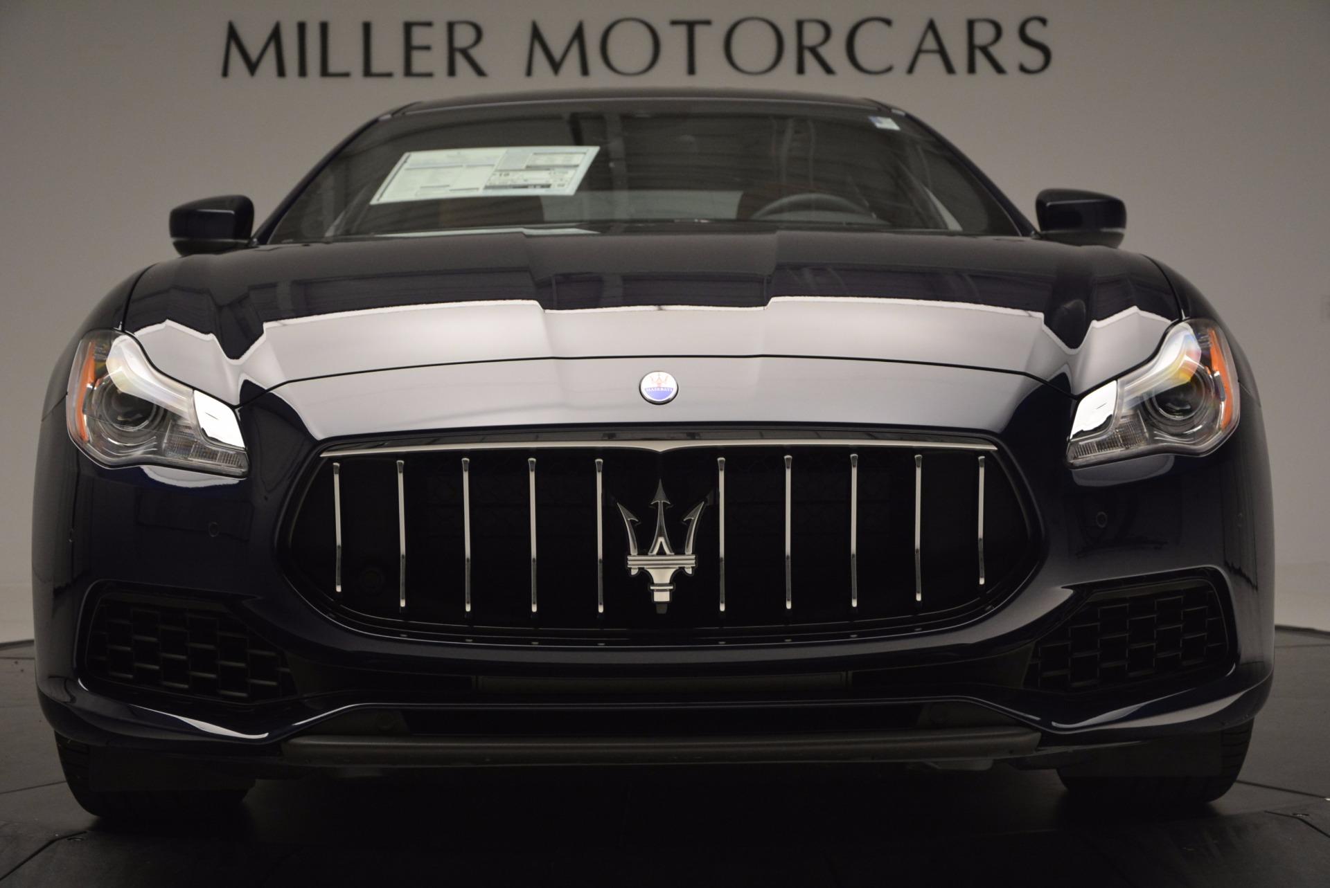 New 2017 Maserati Quattroporte S Q4 GranLusso For Sale In Westport, CT 716_p27