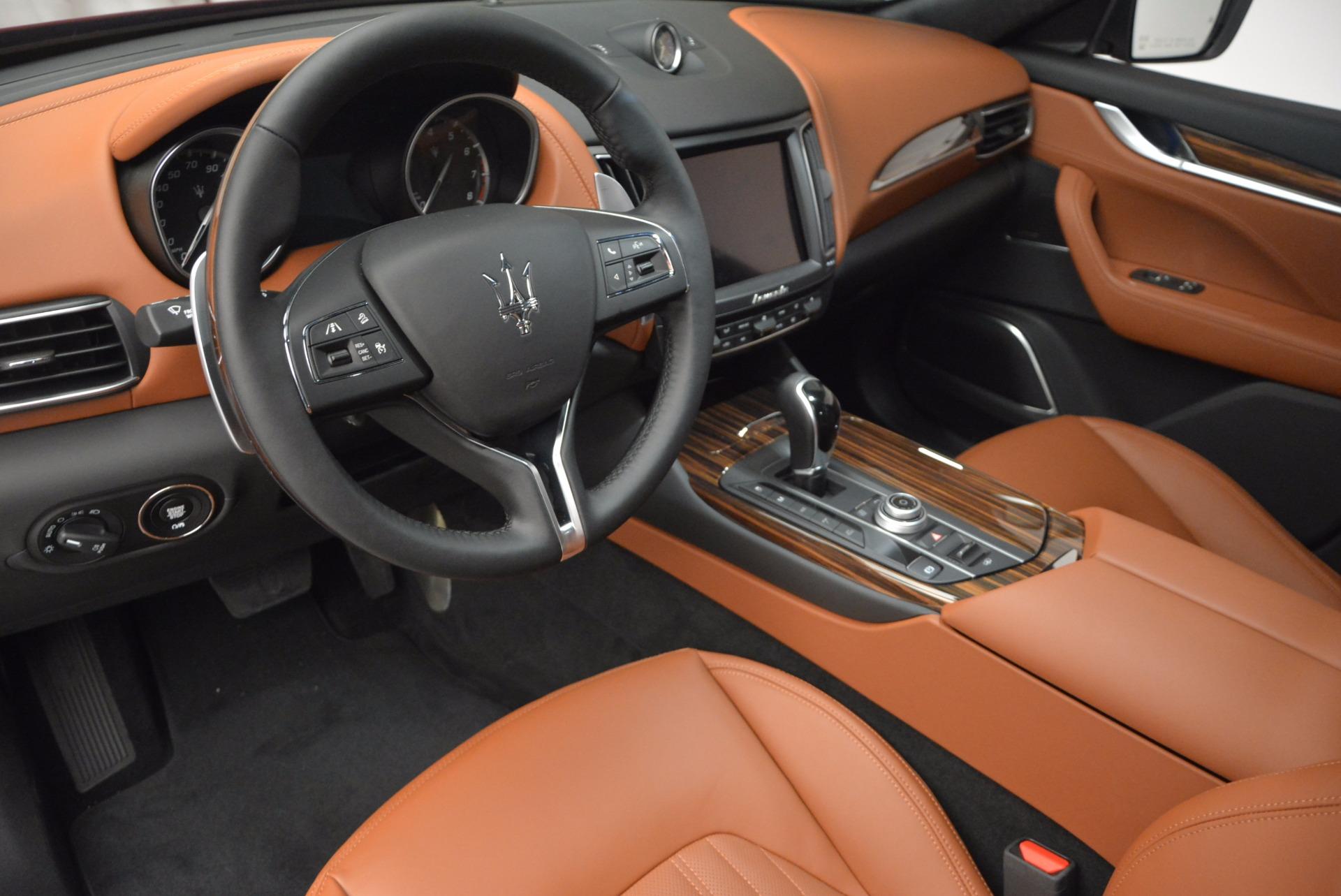 New 2017 Maserati Levante S For Sale In Westport, CT 717_p13