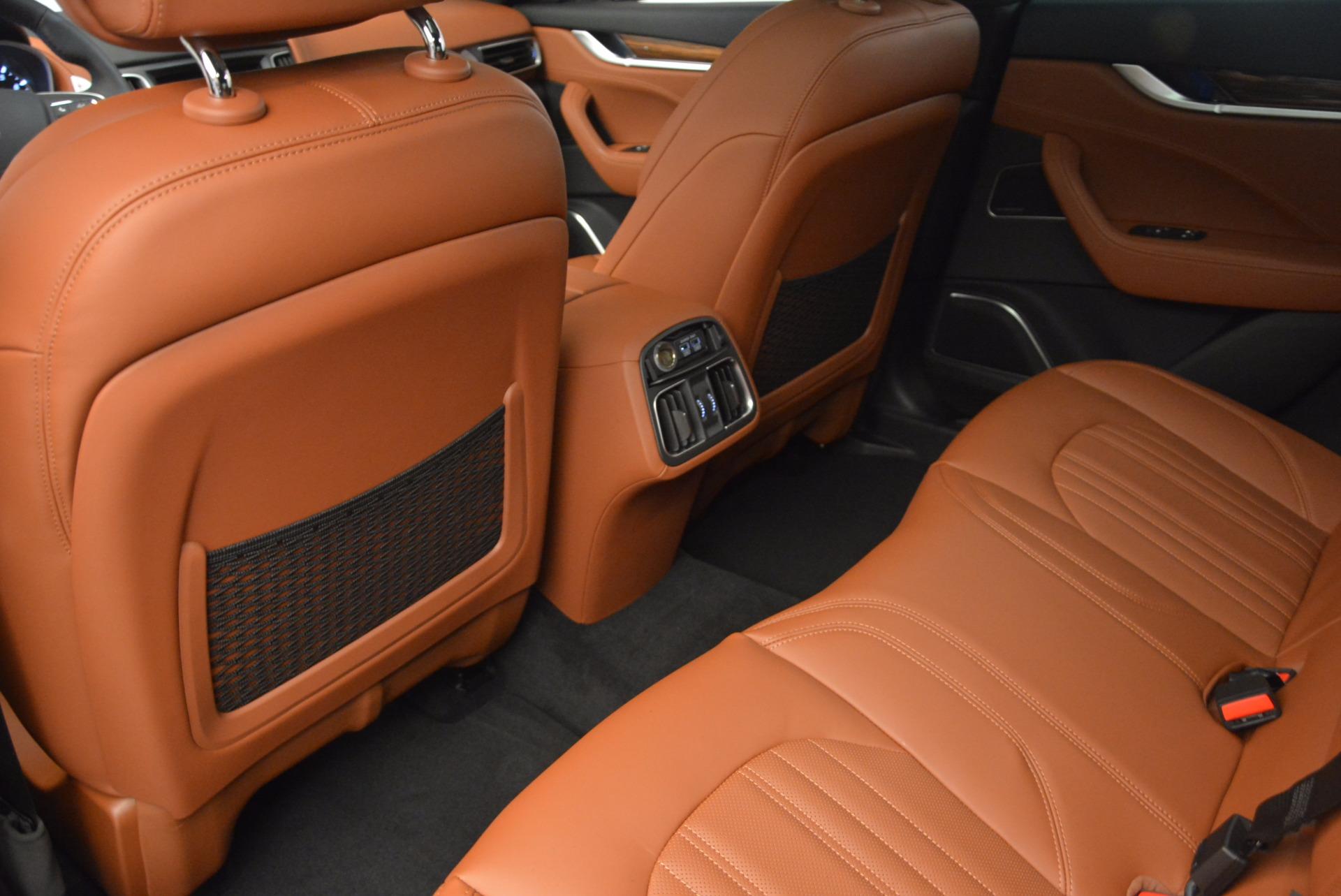 New 2017 Maserati Levante S For Sale In Westport, CT 717_p18