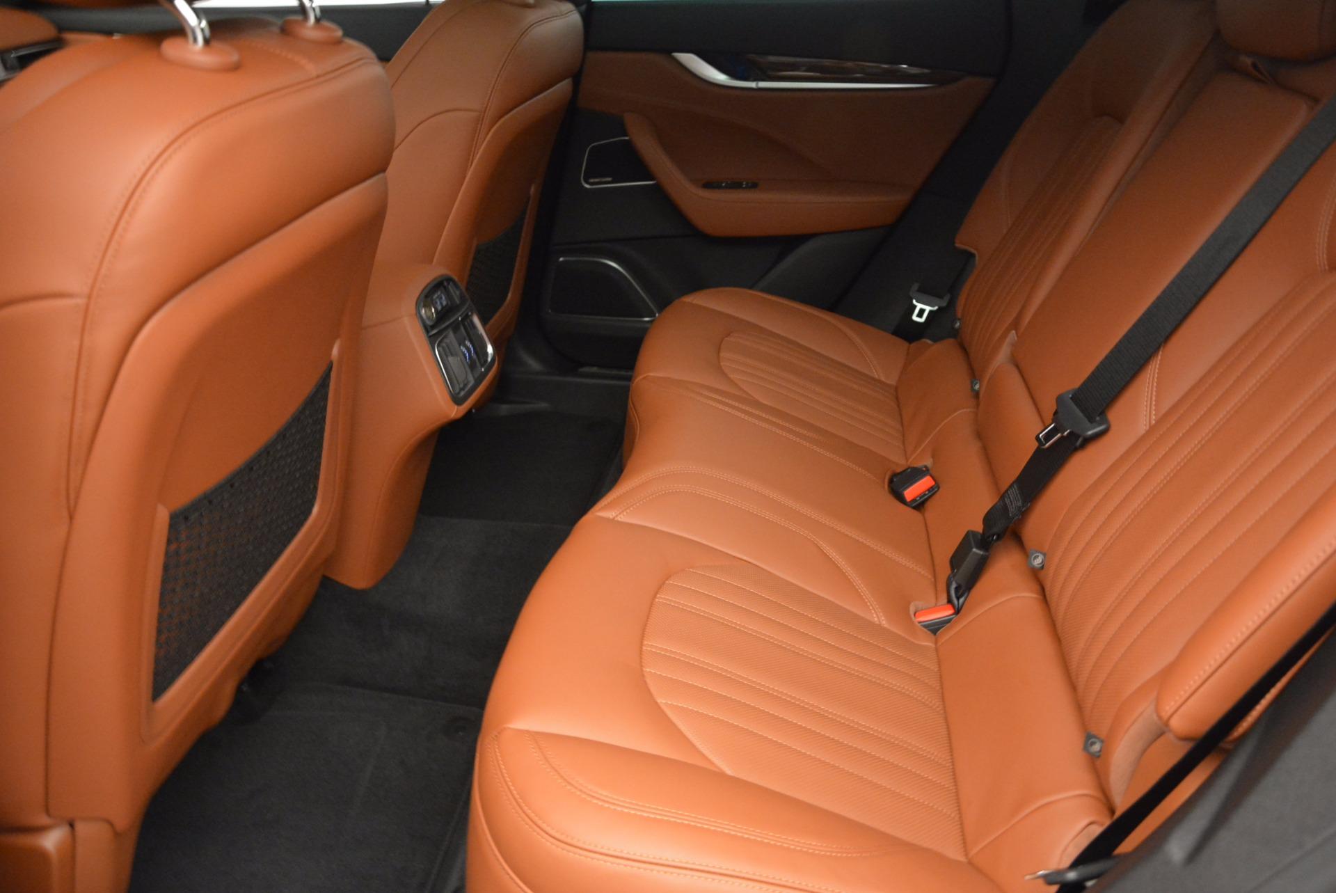 New 2017 Maserati Levante S For Sale In Westport, CT 717_p19