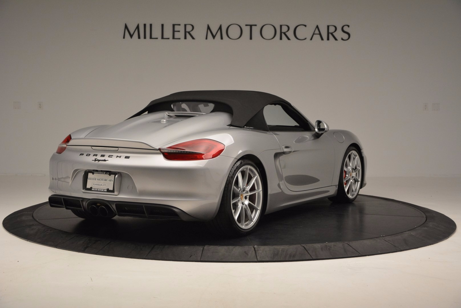 Used 2016 Porsche Boxster Spyder For Sale In Westport, CT 718_p17