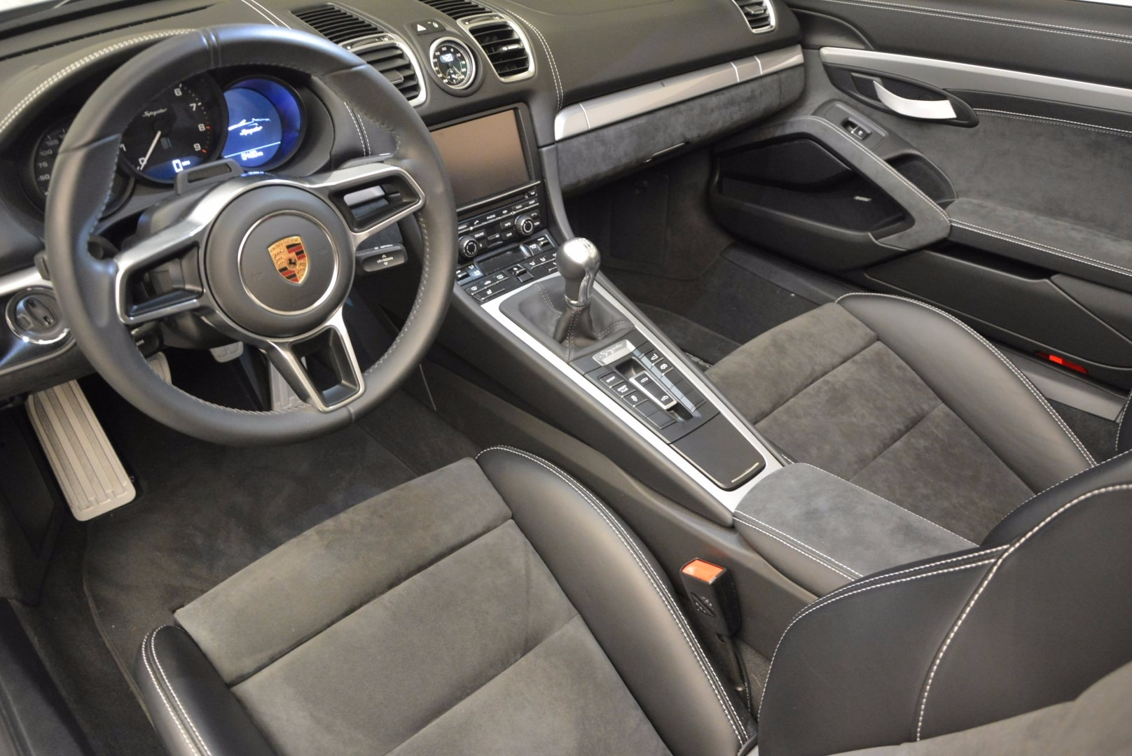 Used 2016 Porsche Boxster Spyder For Sale In Westport, CT 718_p20