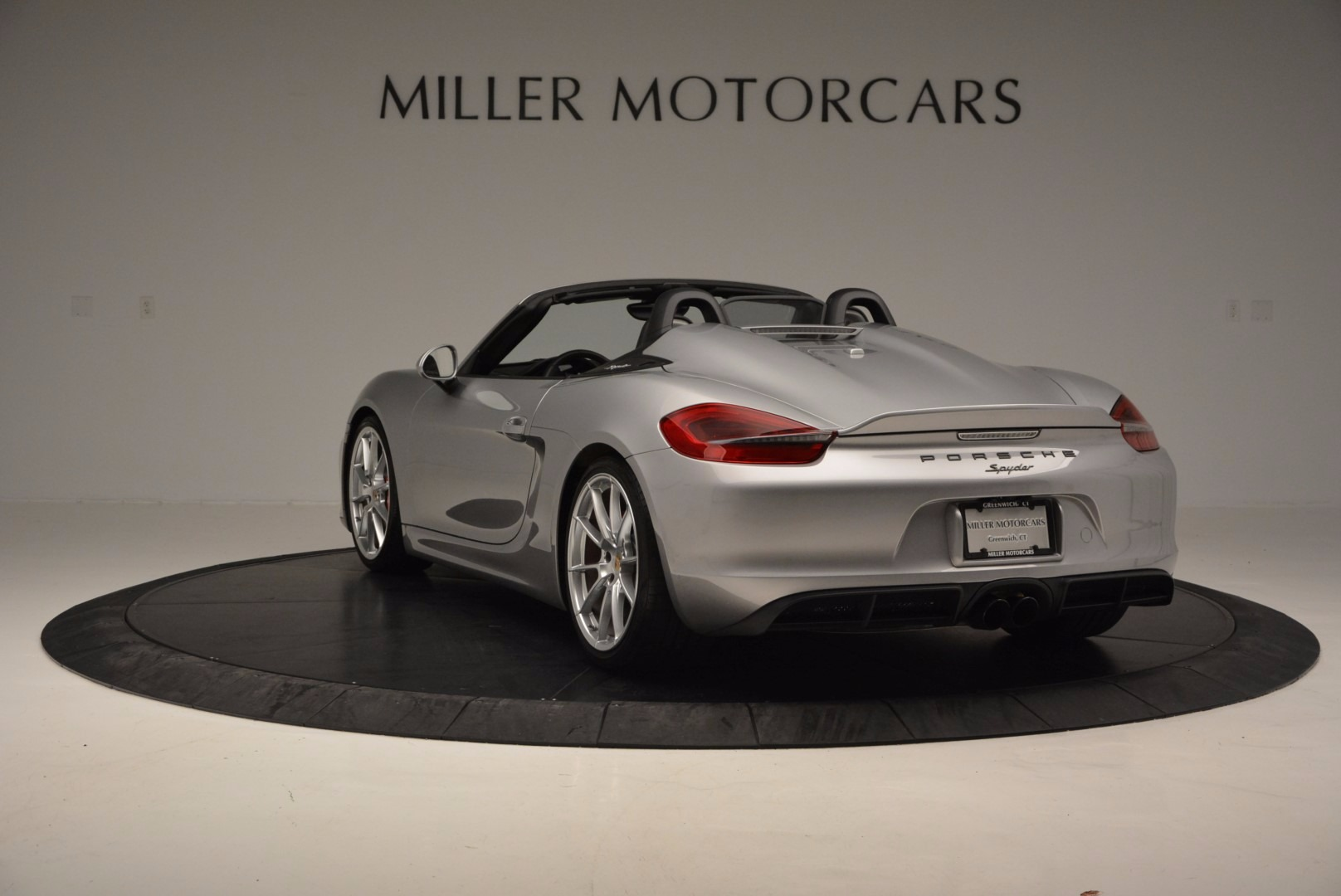 Used 2016 Porsche Boxster Spyder For Sale In Westport, CT 718_p5