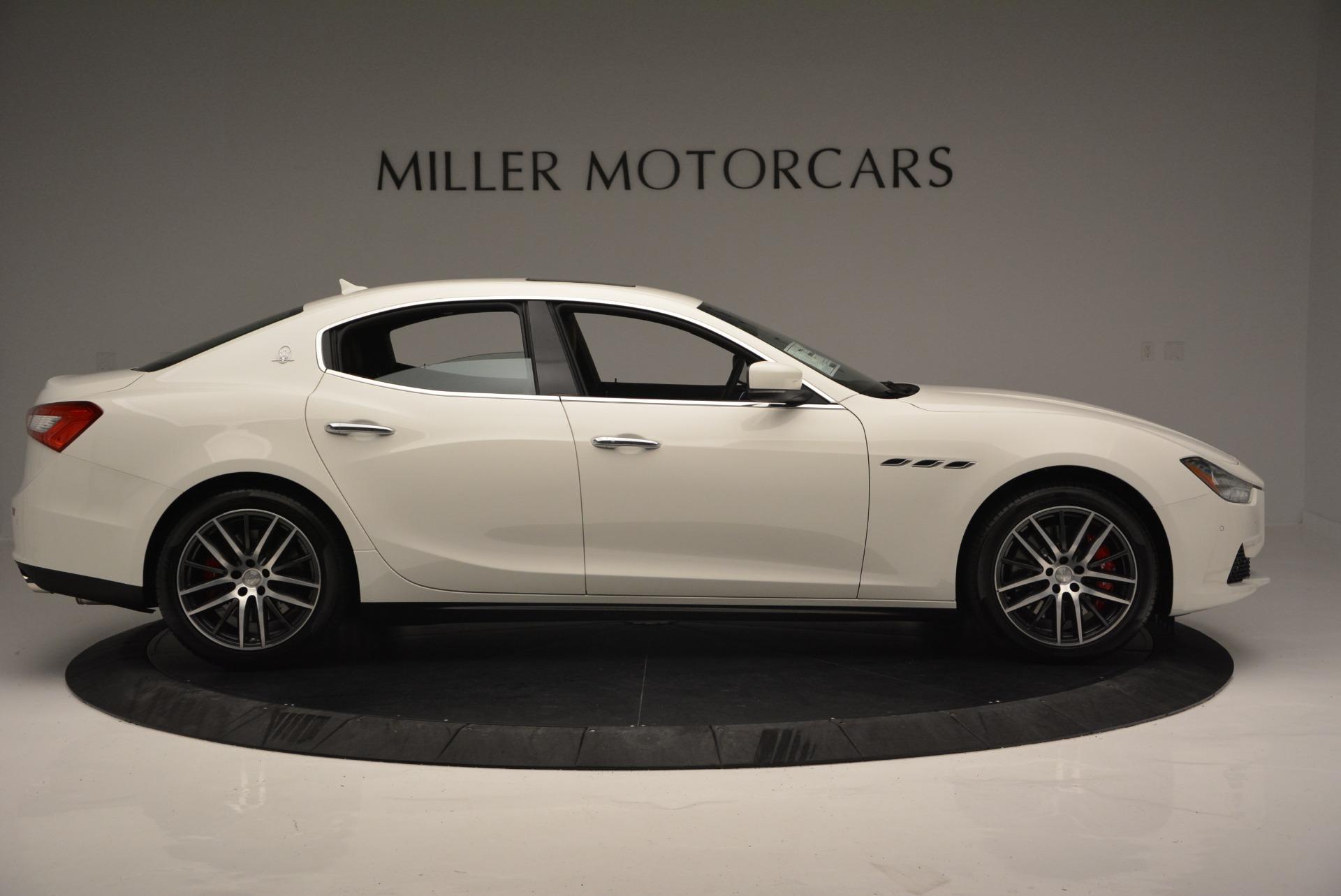 Used 2017 Maserati Ghibli S Q4 Ex-Loaner For Sale In Westport, CT 719_p9