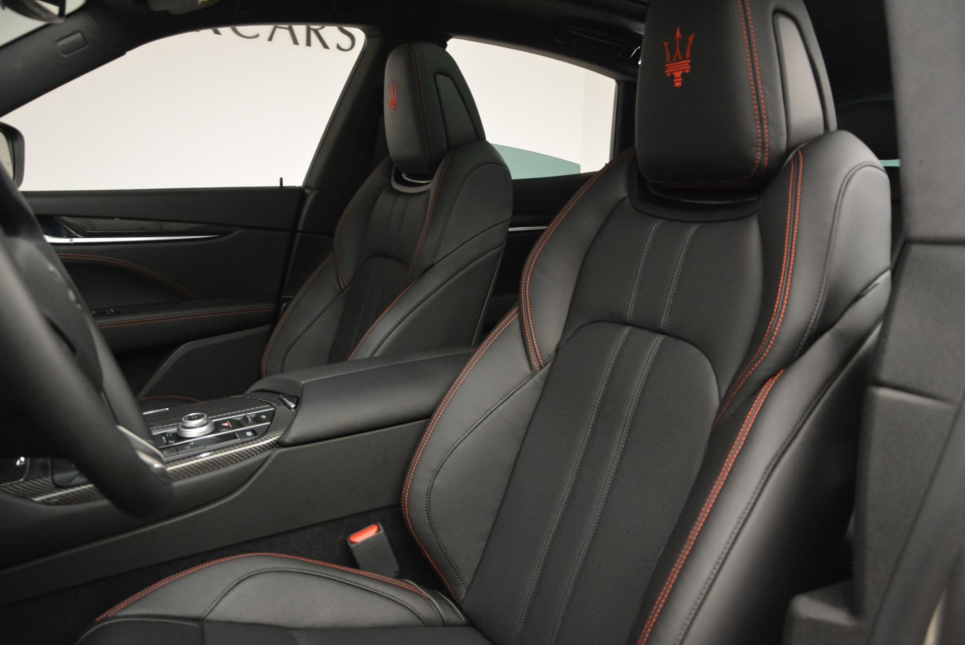 New 2017 Maserati Levante S For Sale In Westport, CT 720_p16