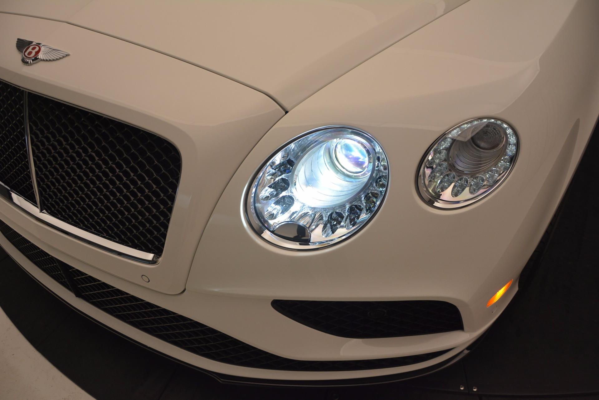New 2017 Bentley Continental GT V8 S For Sale In Westport, CT 721_p29