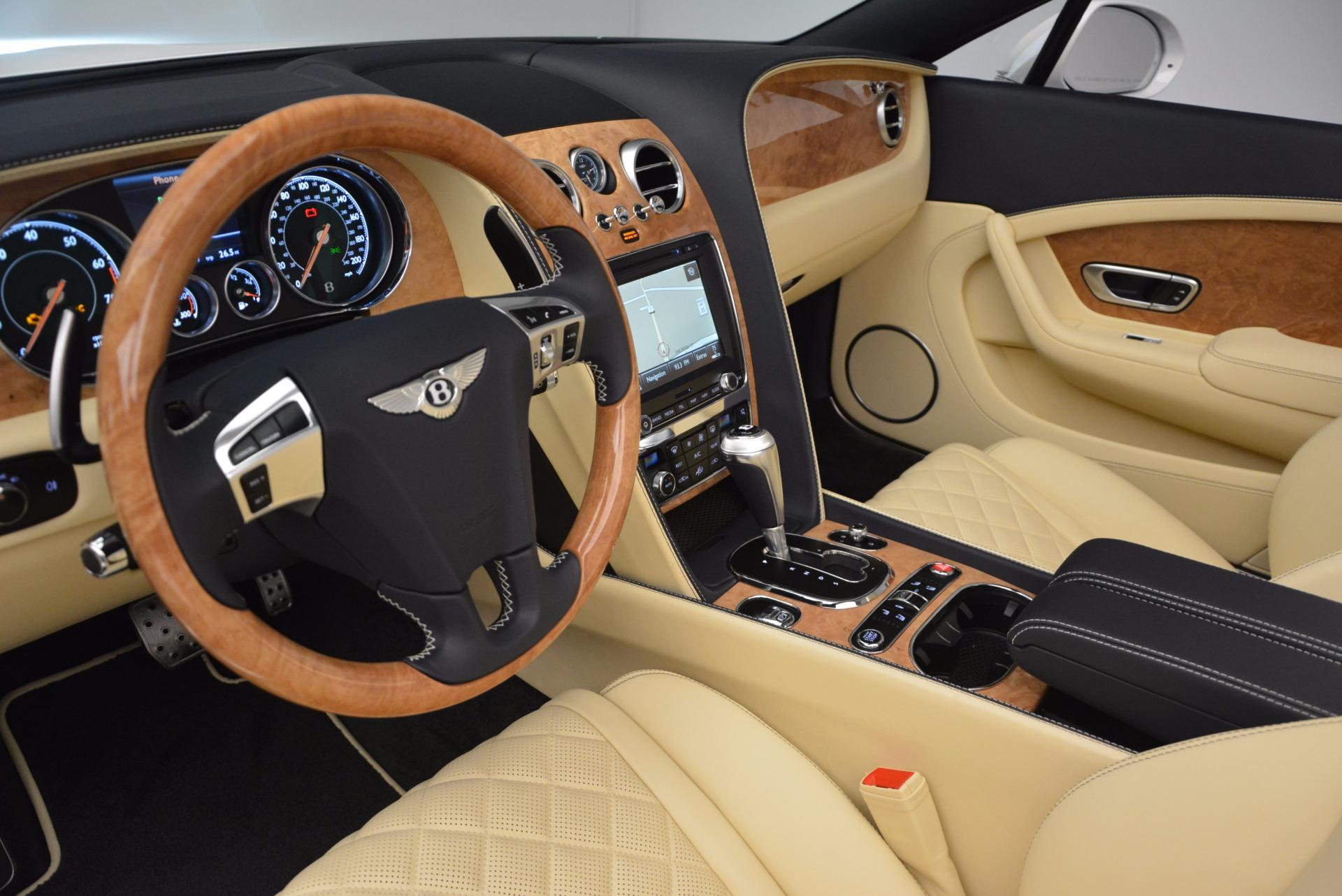 New 2017 Bentley Continental GT V8 S For Sale In Westport, CT 721_p35