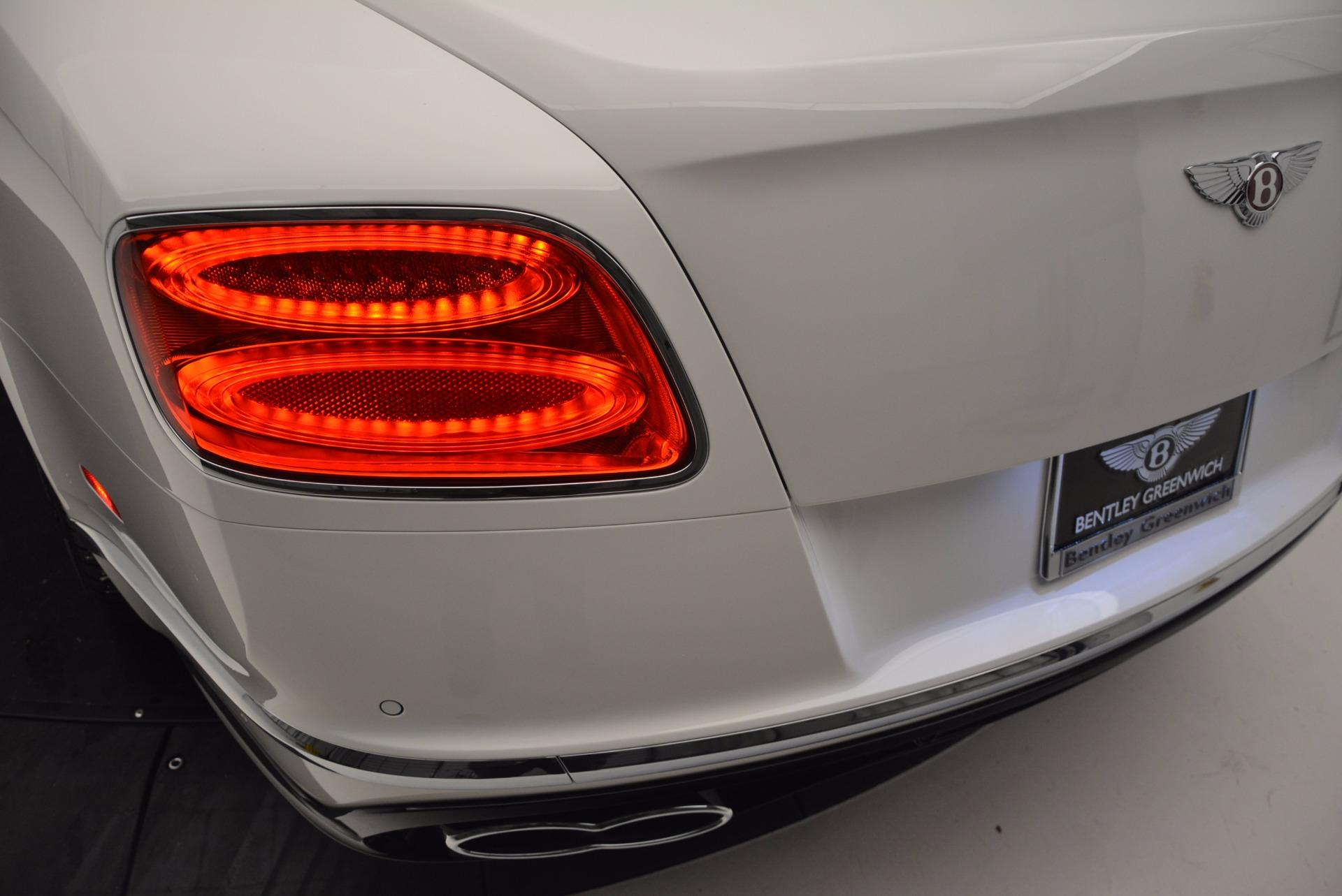 New 2017 Bentley Continental GT V8 S For Sale In Westport, CT 721_p46