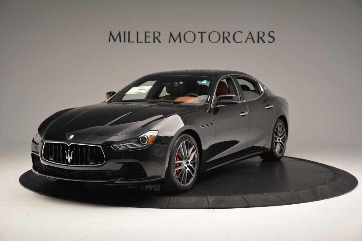 New 2017 Maserati Ghibli S Q4 For Sale In Westport, CT 723_main