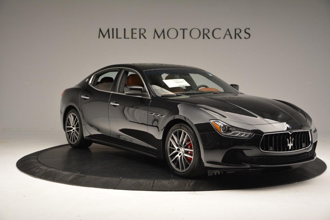 New 2017 Maserati Ghibli S Q4 For Sale In Westport, CT 723_p11