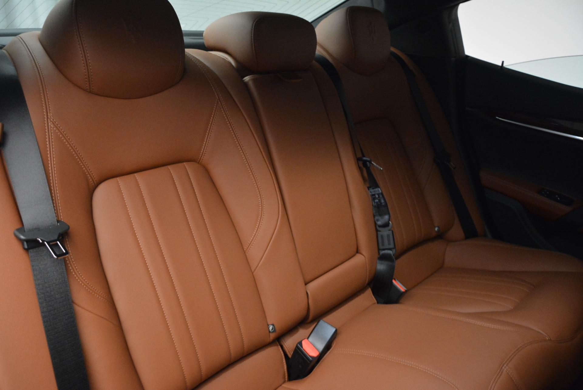 New 2017 Maserati Ghibli S Q4 For Sale In Westport, CT 723_p25