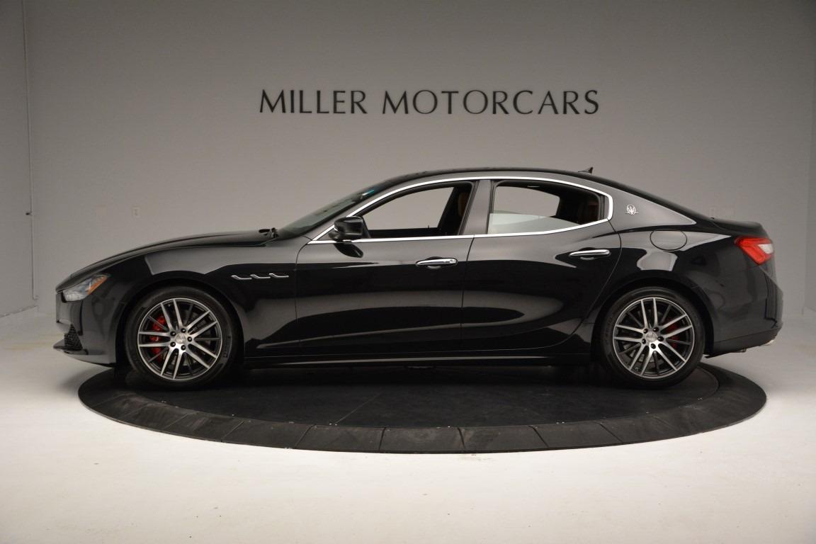 New 2017 Maserati Ghibli S Q4 For Sale In Westport, CT 723_p3