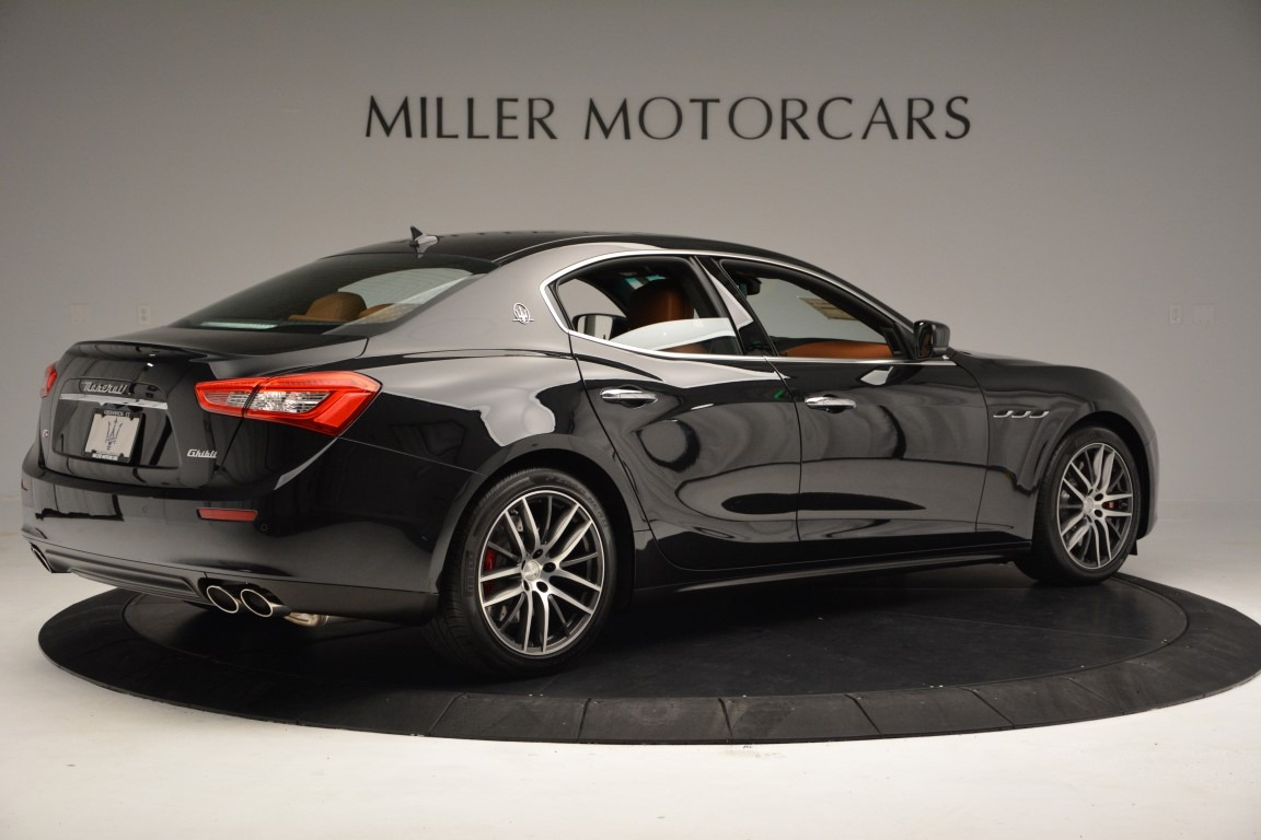 New 2017 Maserati Ghibli S Q4 For Sale In Westport, CT 723_p8