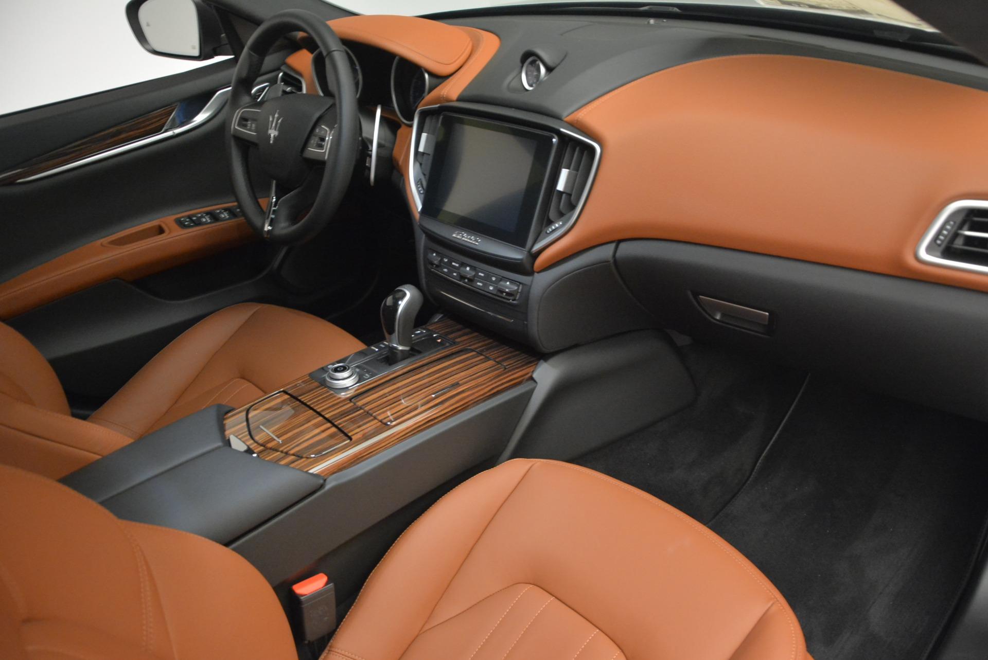 New 2017 Maserati Ghibli S Q4 For Sale In Westport, CT 725_p20