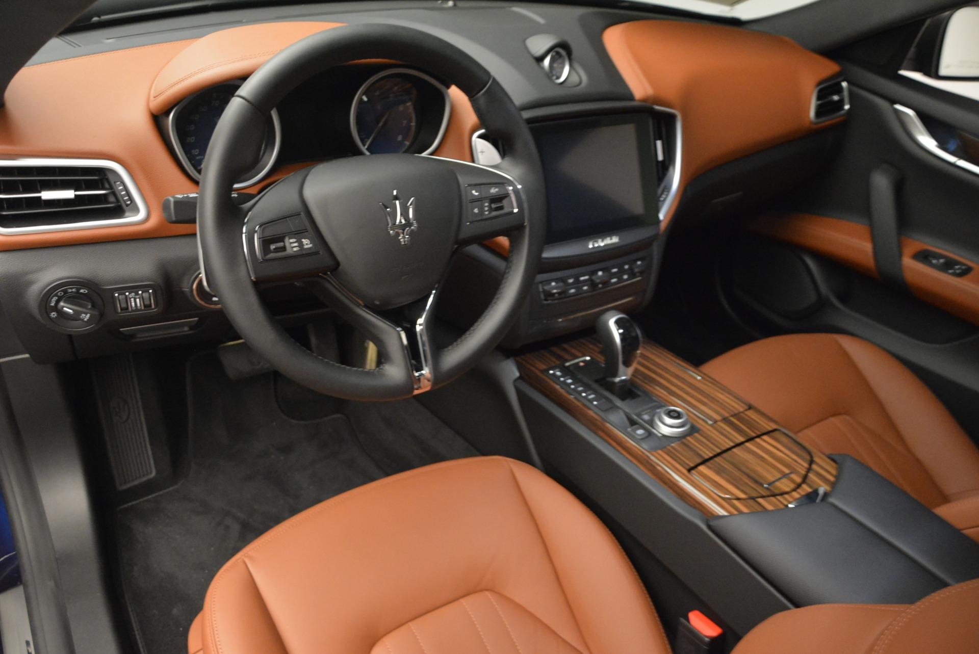 New 2017 Maserati Ghibli S Q4 For Sale In Westport, CT 726_p16