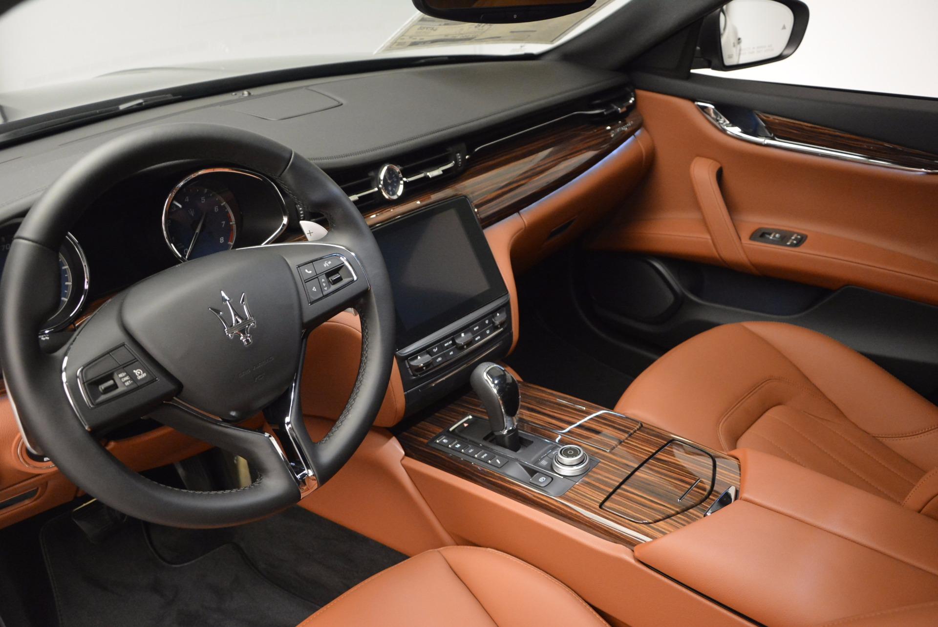 New 2017 Maserati Quattroporte S Q4 GranLusso For Sale In Westport, CT 728_p13