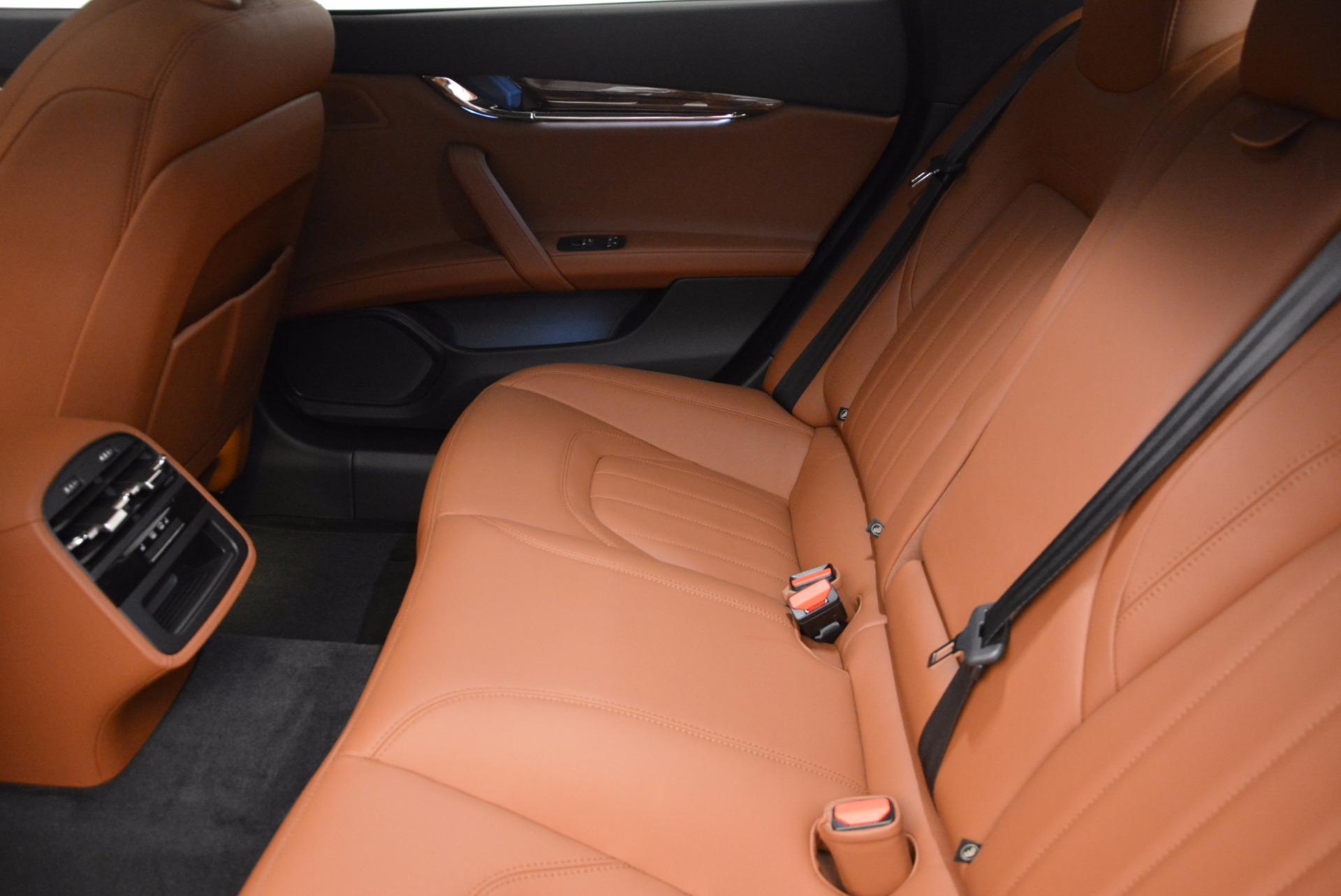 New 2017 Maserati Quattroporte S Q4 GranLusso For Sale In Westport, CT 728_p17